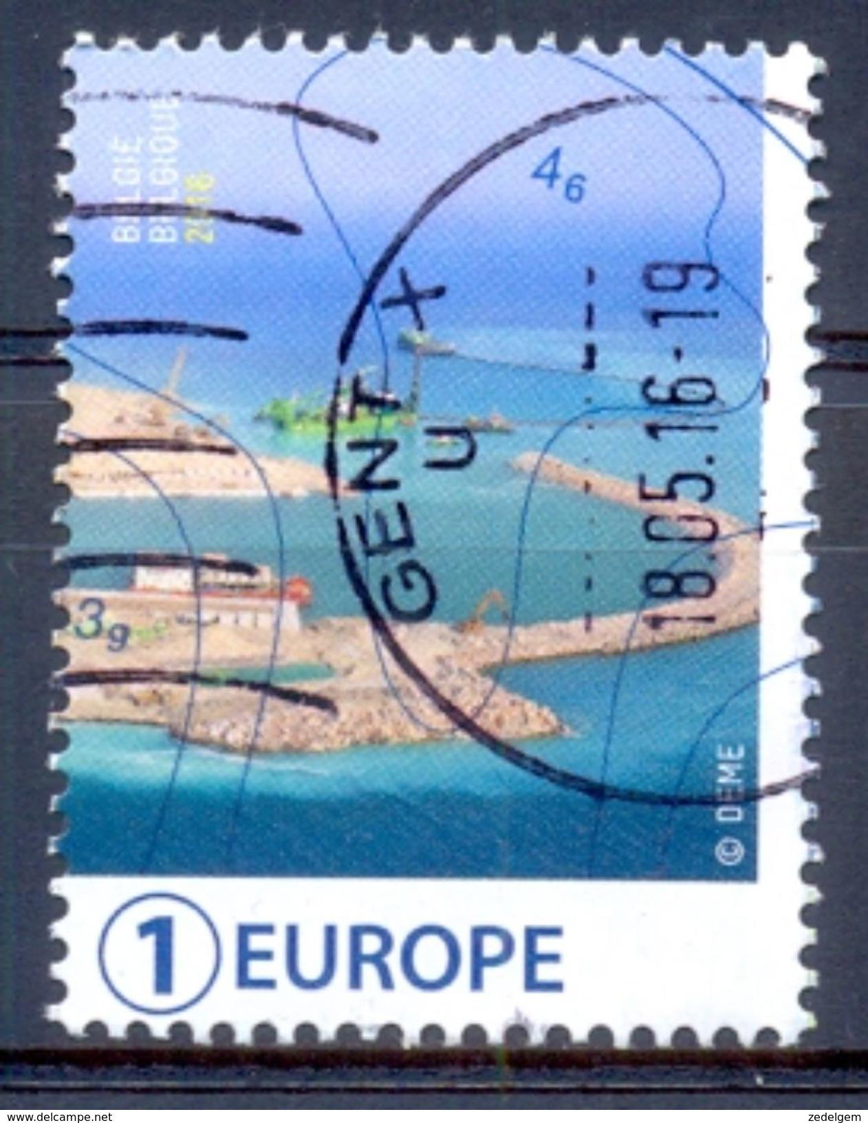 BELGIE     (CWEU 011) - Oblitérés
