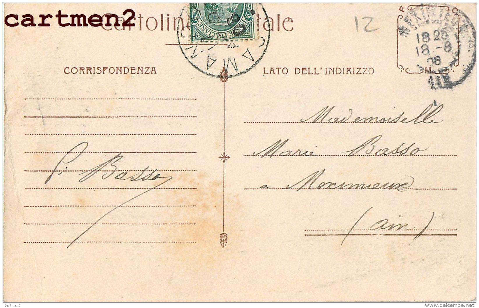 CAMANDONA BIELLESE BIELLA ITALIA - Italia