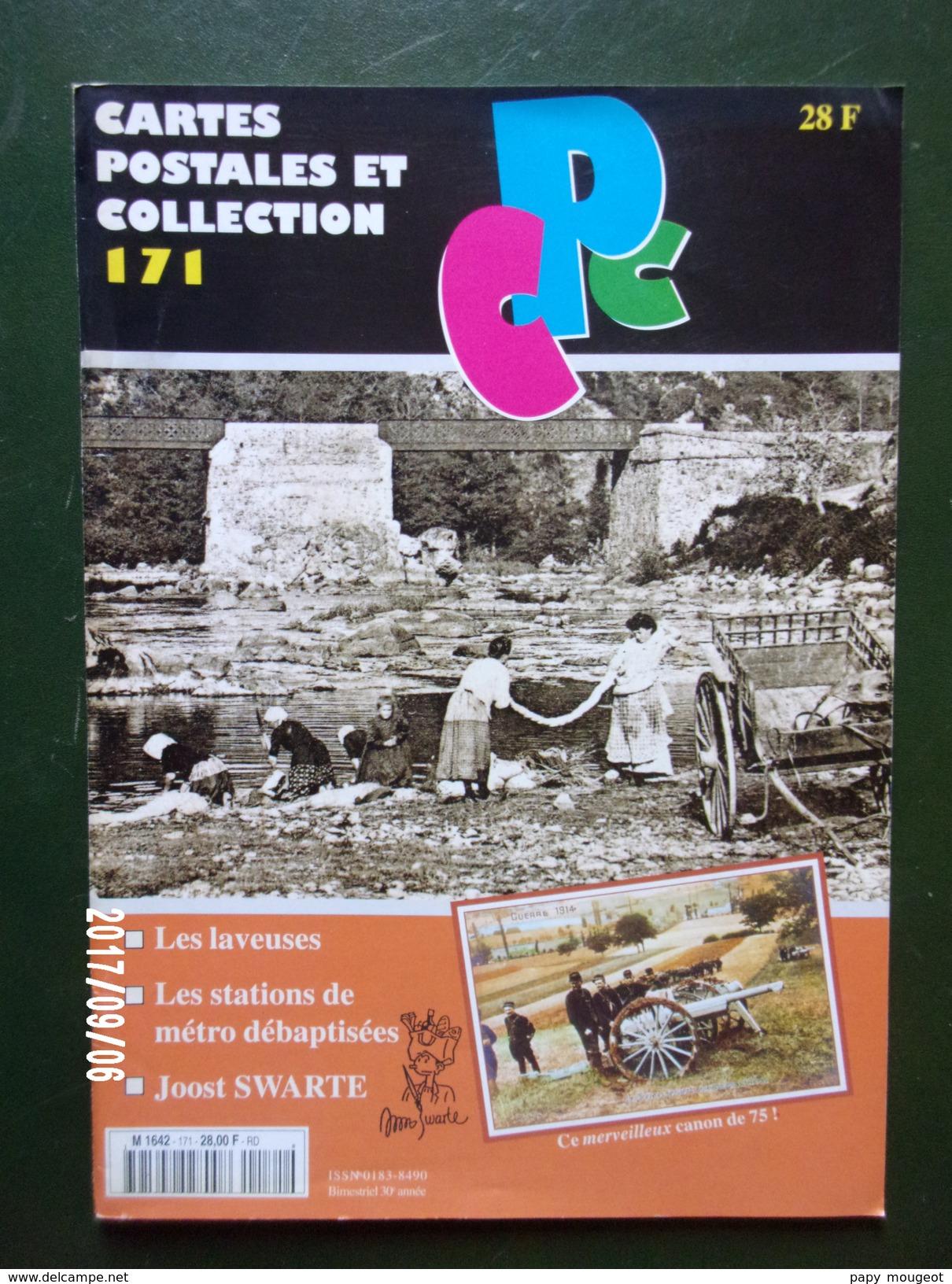 Cartes Postales Et Collection - Français