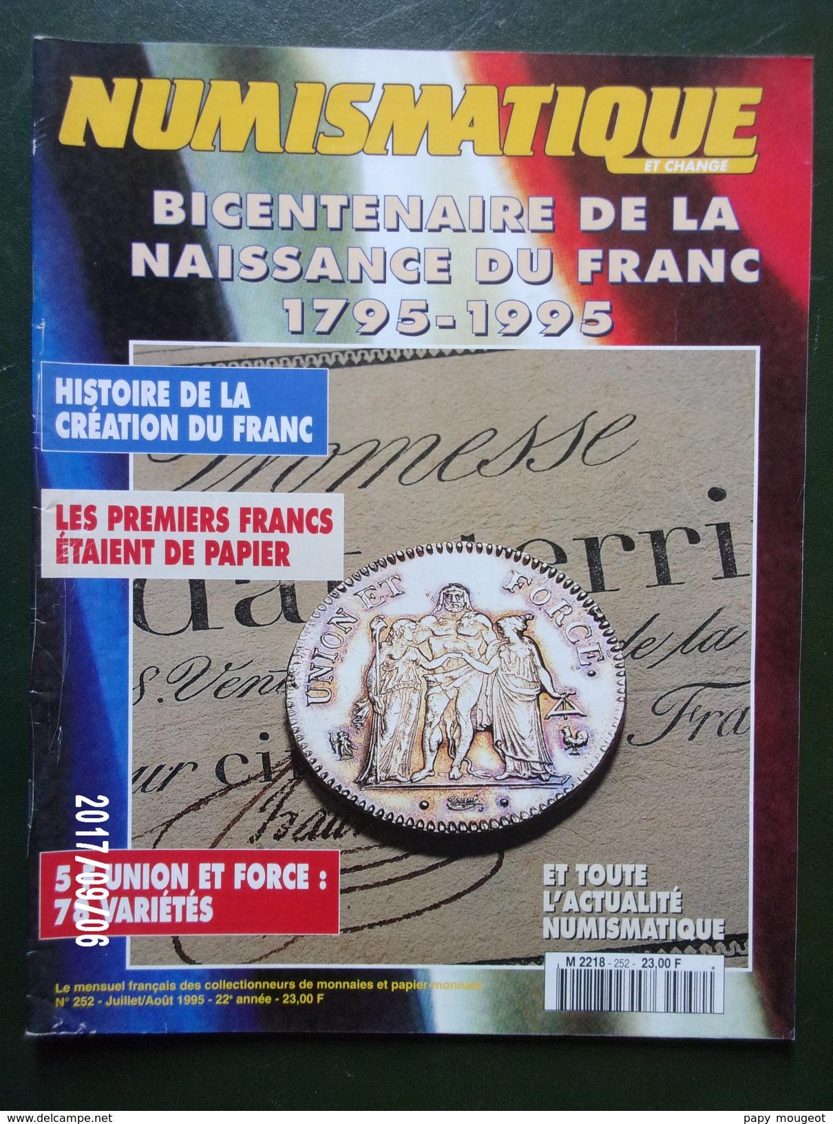 Numismatique - French