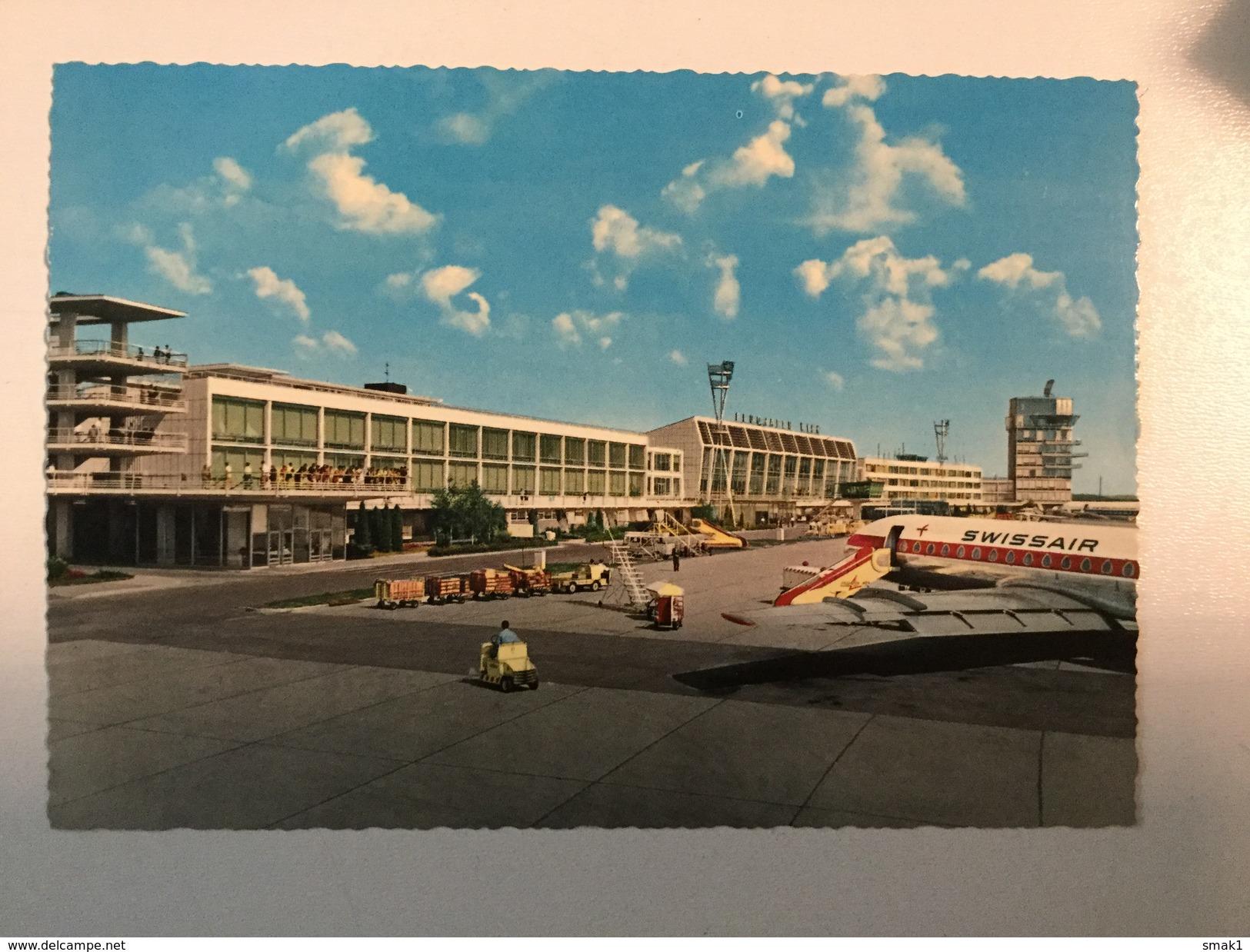AK  AERODROM  AIRPORT  WIEN  AIRPLANE - Aerodrome