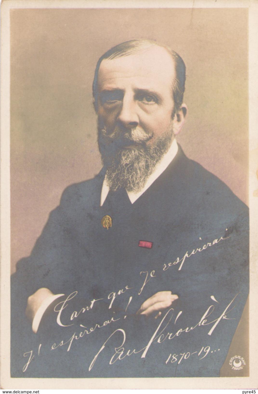 PAUL DEROULEDE - Nobelpreisträger
