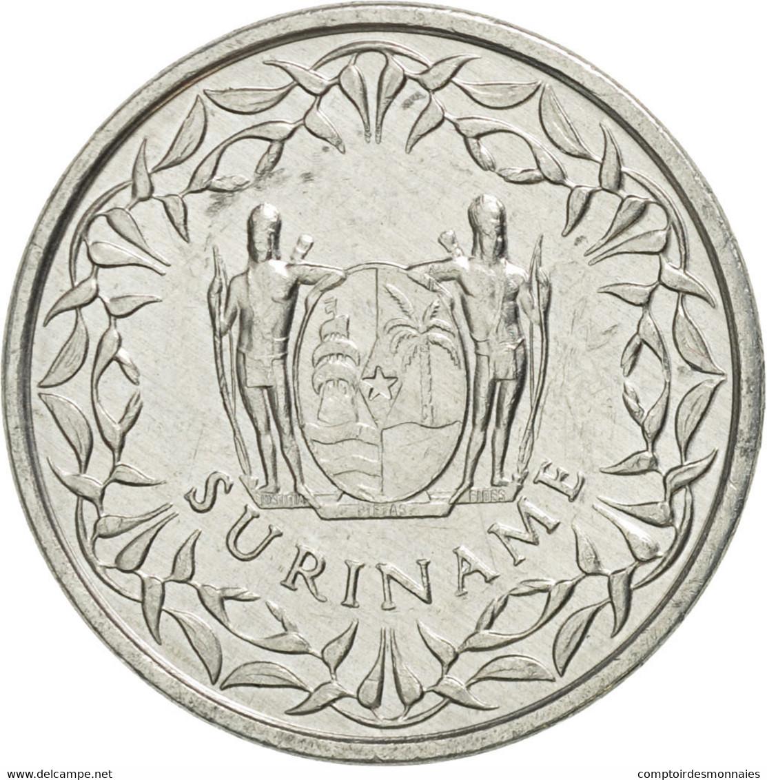 Surinam, Cent, 1979, SUP+, Aluminium, KM:11a - Surinam 1975 - ...