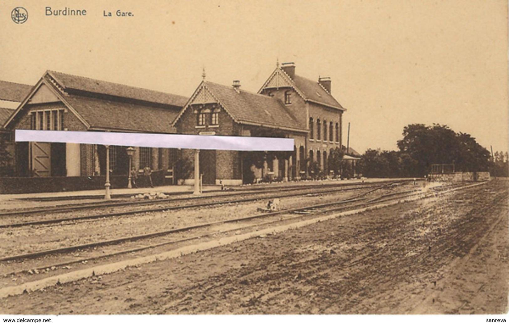 Burdinne - La Gare - Burdinne