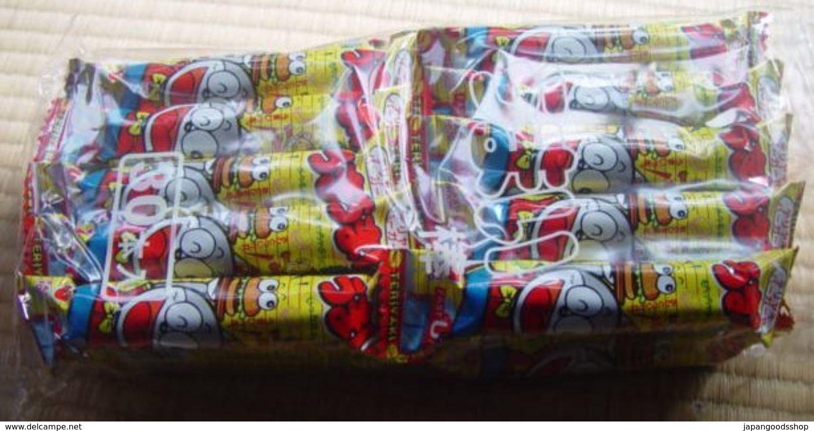 "30 "" Stick Snacks "" Yaokin  Umaibo   ( Doraemon / Teriyaki Aji  ) - Other Collections"