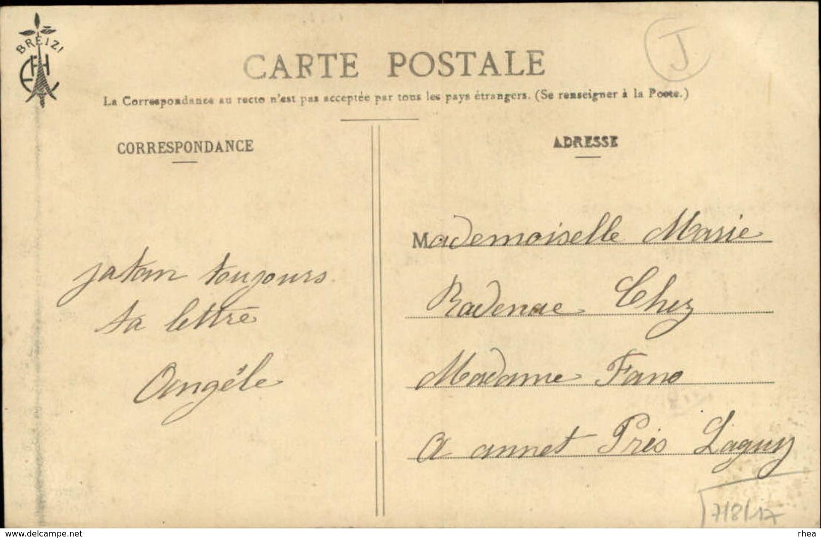 22 - SAINT-BRIEUC - Fête Historique 1906 - Anne De Bretagne - Saint-Brieuc