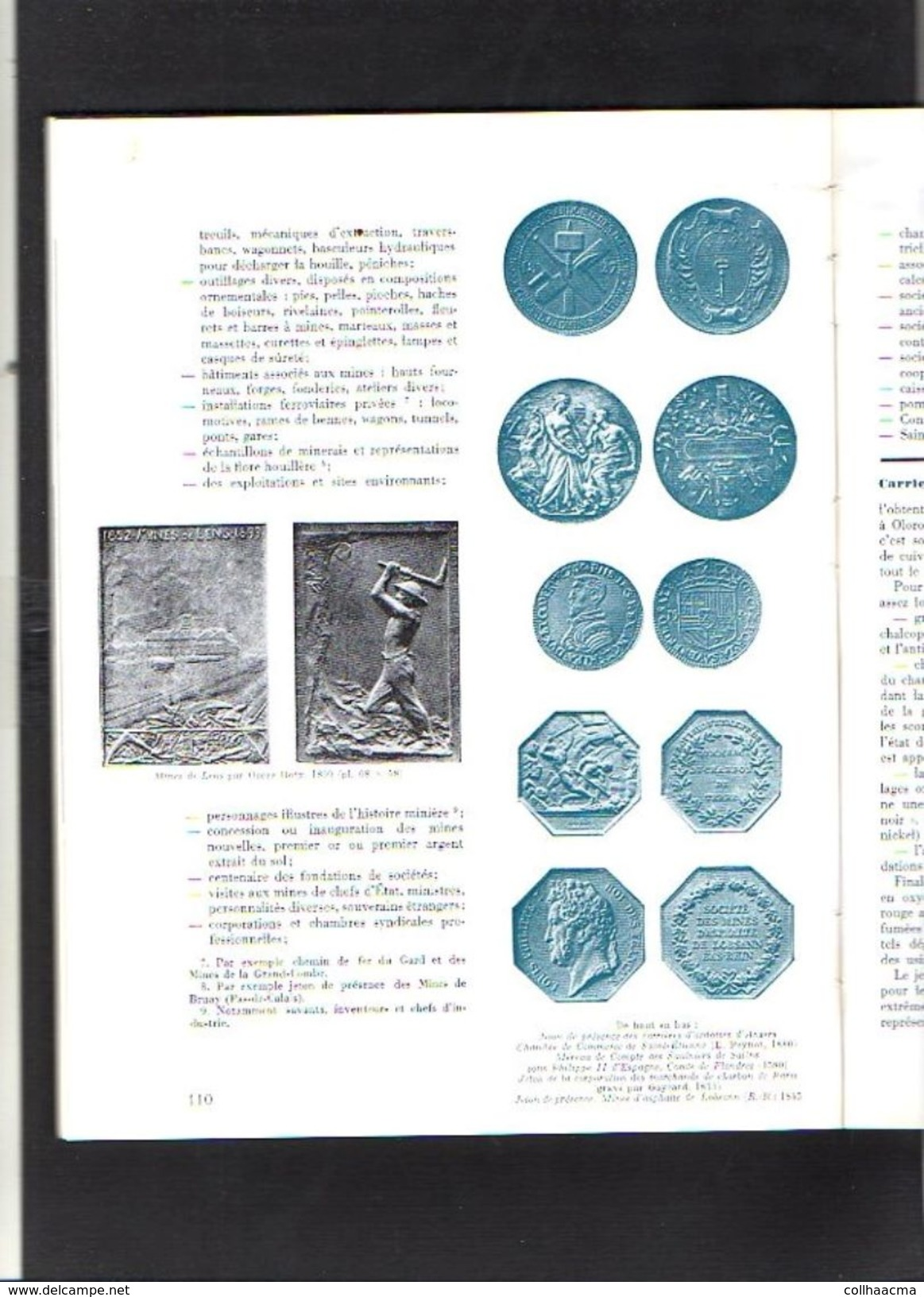 """1970 Juin à Novembre N° 27/28 / Revue Ou Bulletin  """"Le Club Français De La Médaille """" / Voir Sommaire - Français"""