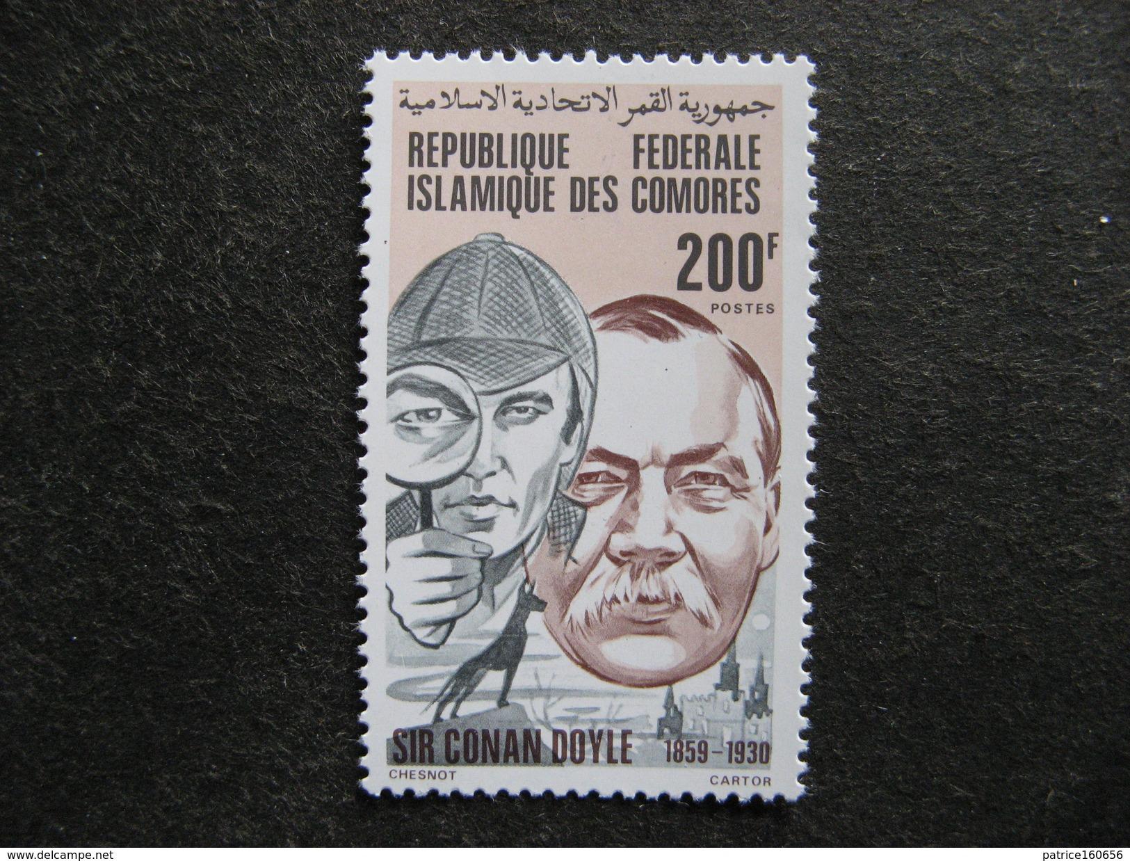 Comores:  TB  N° 325, Neuf XX. GT. - Comores (1975-...)