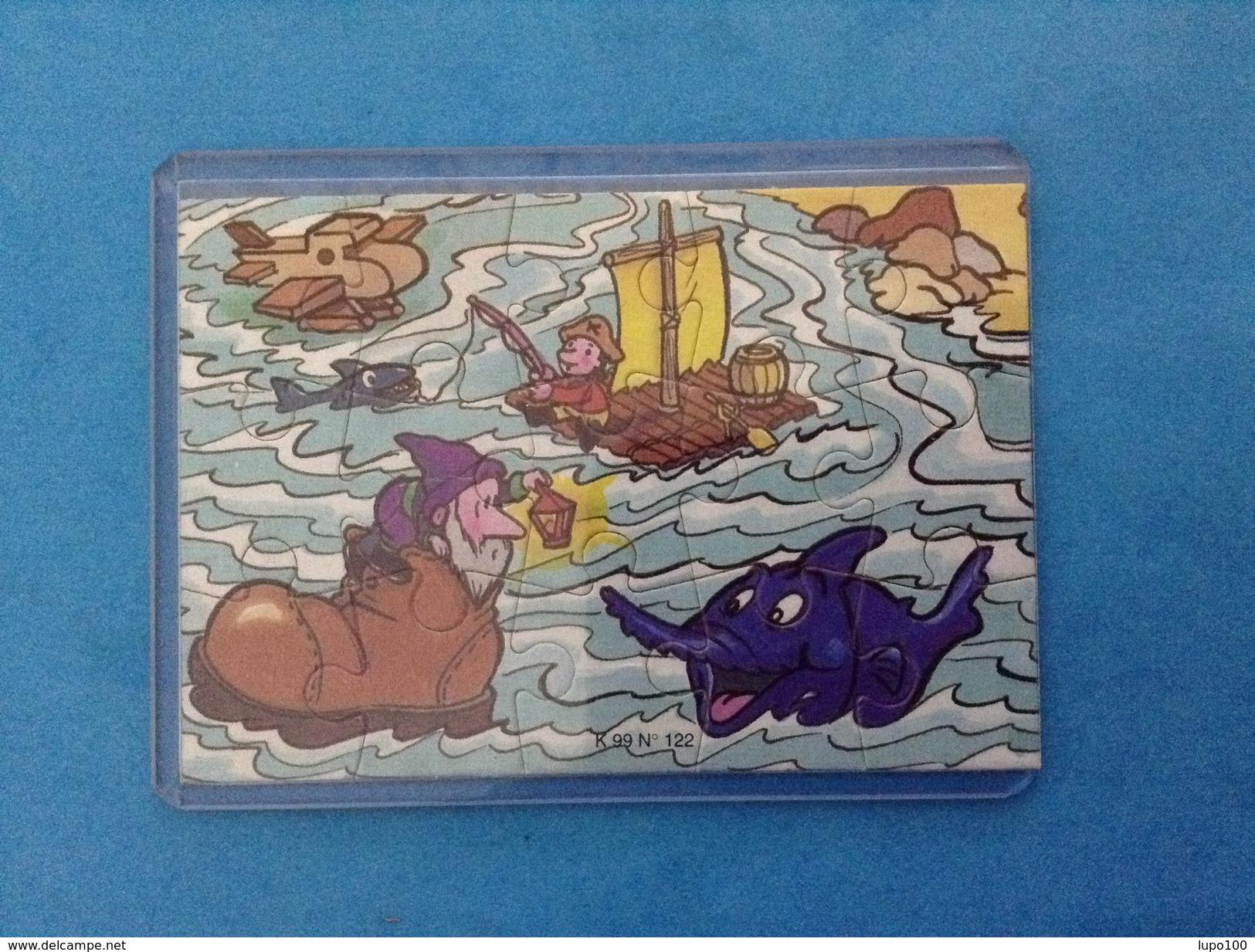 1999 FERRERO PUZZLE K99 N 122 - Puzzles