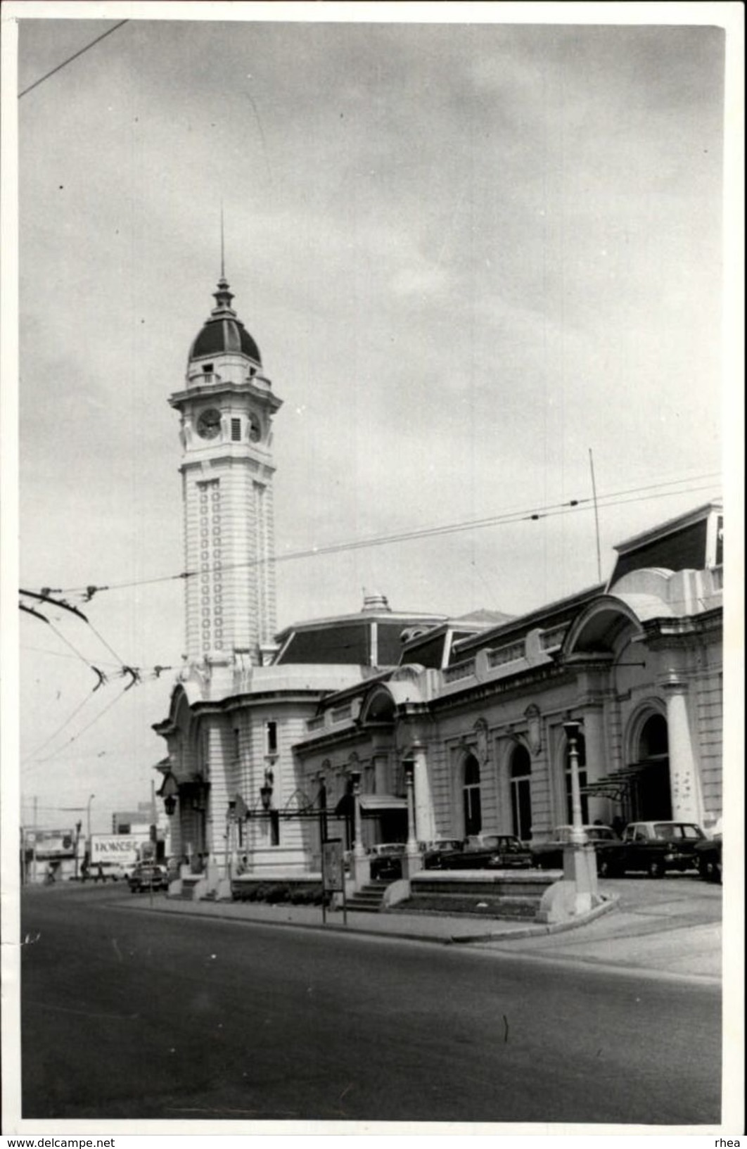 TRAINS - ROSARIO - SANTA FE - ARGENTINE - Gare - 1976 - Trains