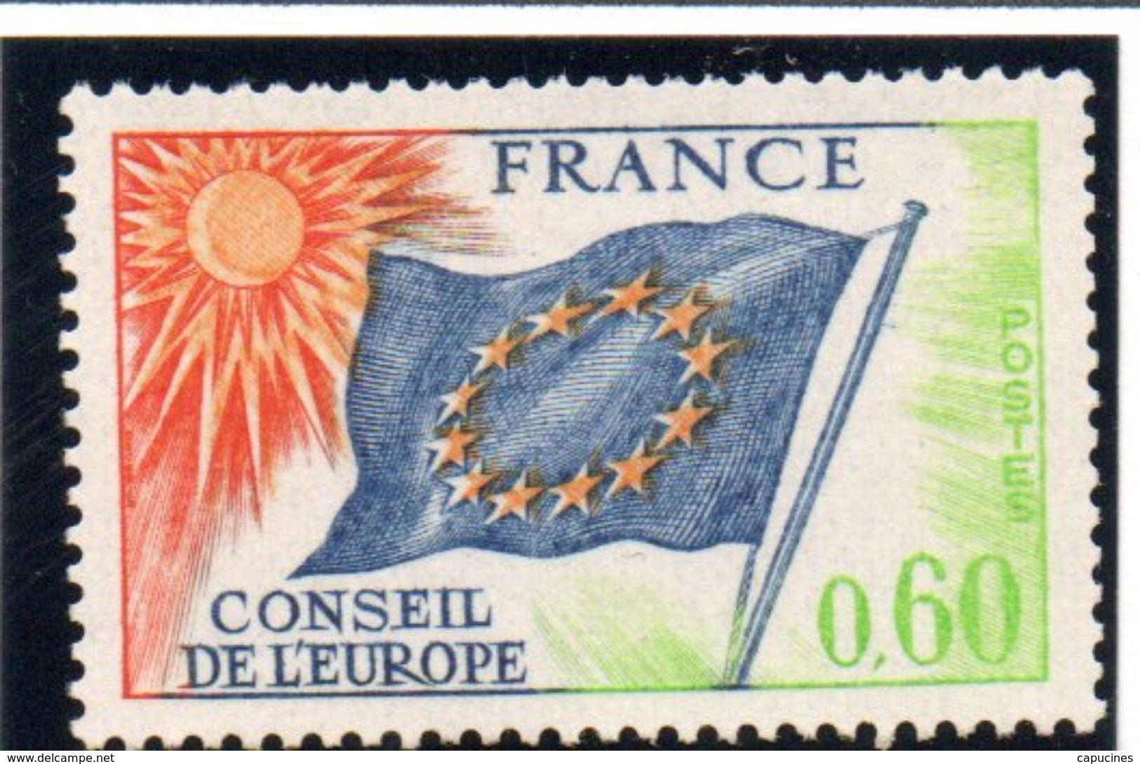 FRANCE 1958: Conseil De L'Europe - N° 46** - Neufs