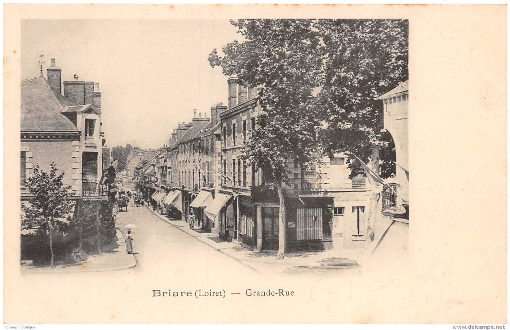 45 - LOIRET / Briare - 451419 - Grande Rue - Briare