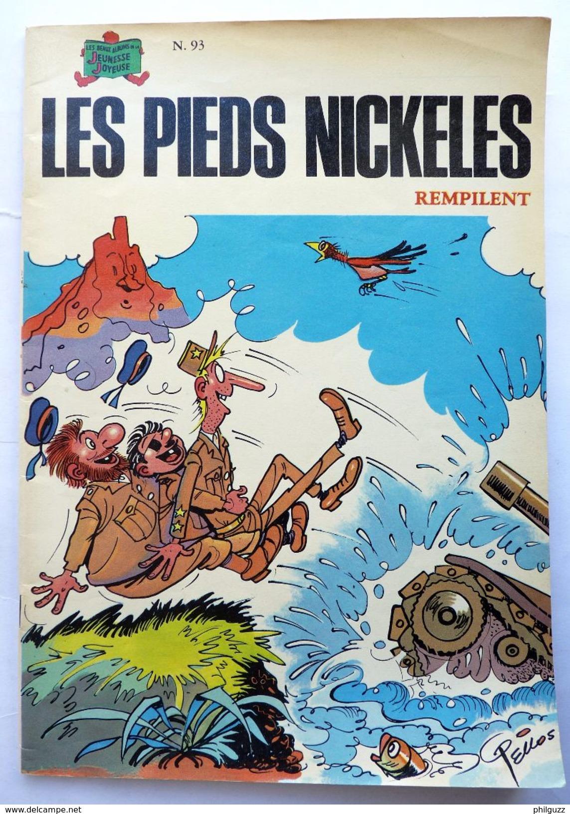 LES PIEDS NICKELES 93 REMPILENT - SPE - PELLOS - Pieds Nickelés, Les