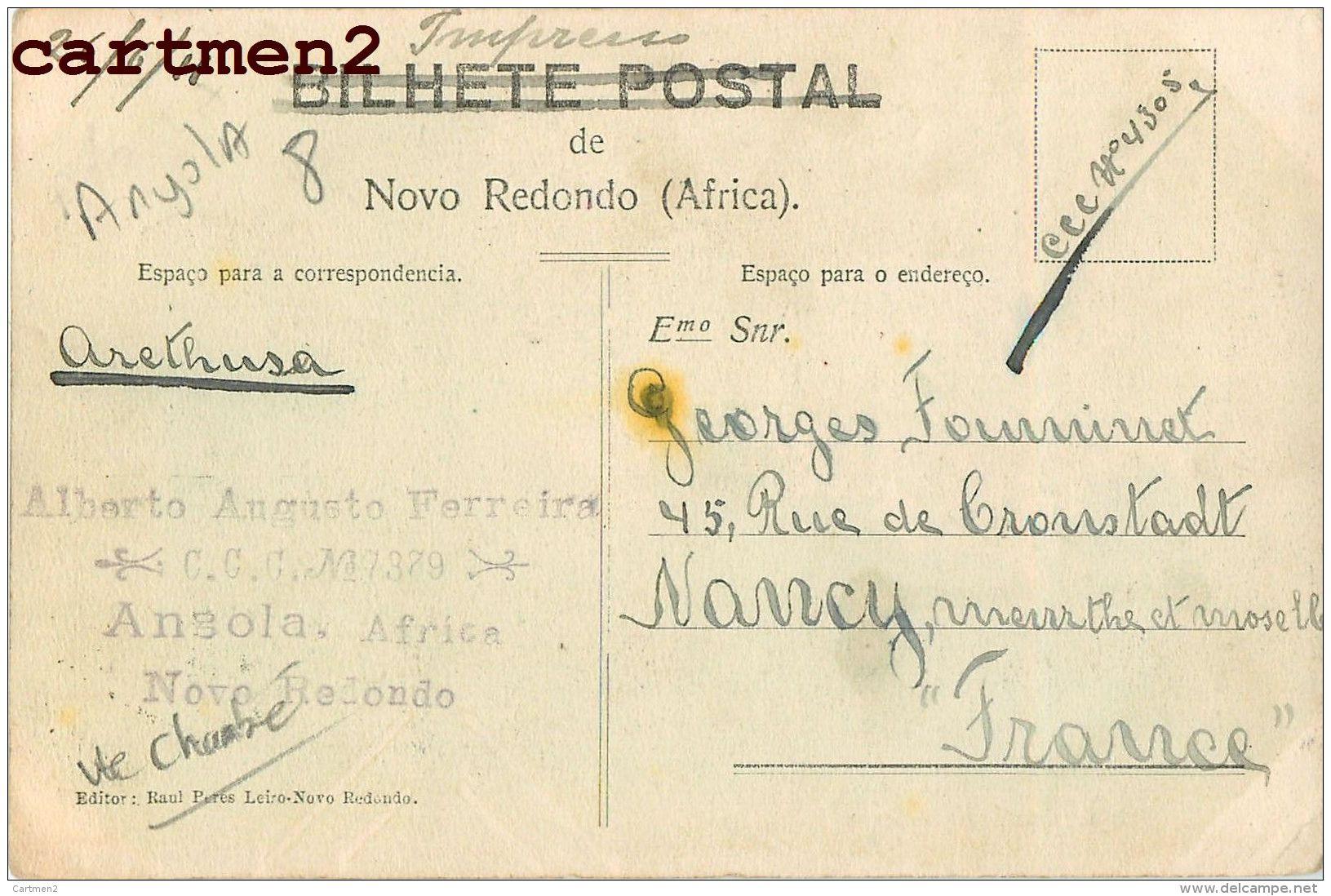 ANGOLA RUA DE SANT'ANTONIO PORTUGAL AFRIQUE - Angola