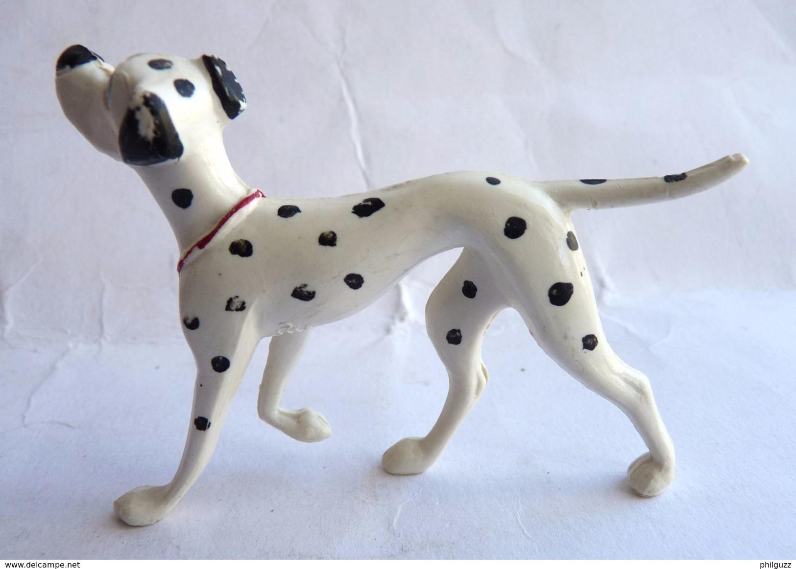 101 DALMATIEN - Figurine JIM - PONGO - DISNEY (2) - Disney