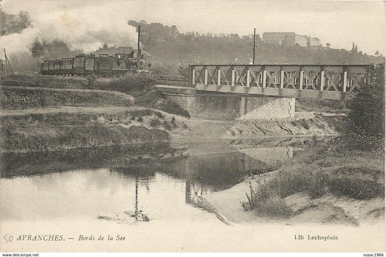 50 AVRANCHES Bords De La See - Avranches