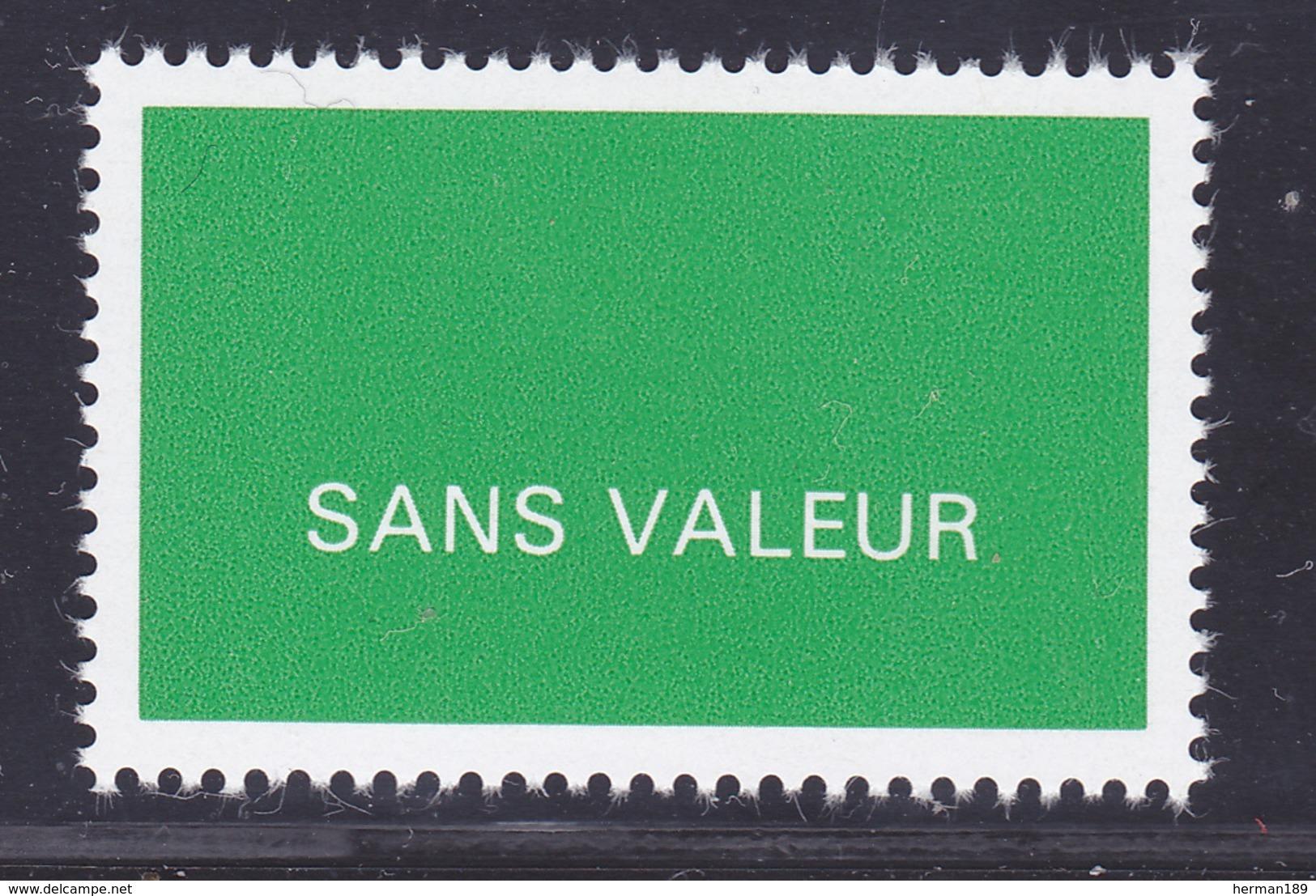 FRANCE FICTIF N° F250 ** MNH Neuf Sans Charnière, TB - Ficticios