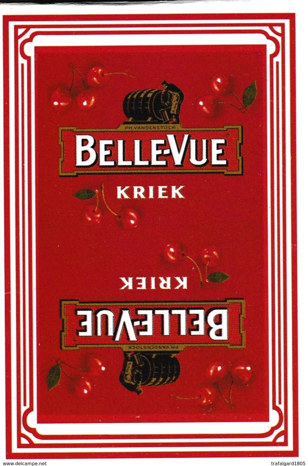 225. BELLE-VUE  KRIEK - 54 Cartes