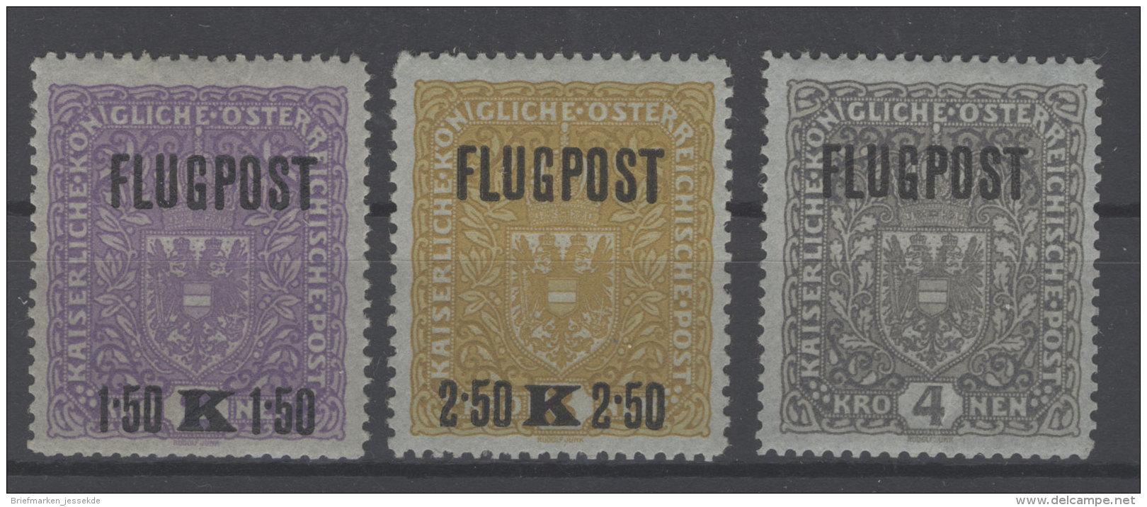 Lot Österreich Michel No. 225 , 227 A , 226 C * Ungebraucht - 1918-1945 1. Republik