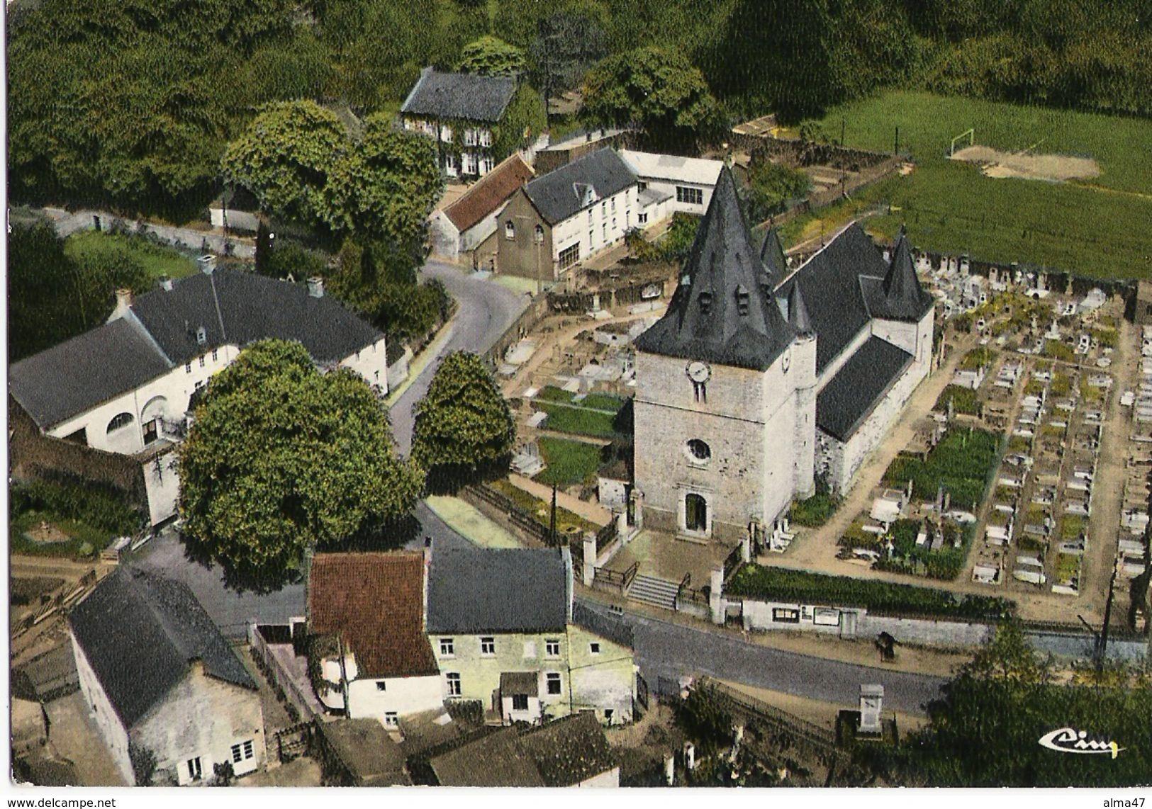 Tourinnes-la-Grosse - Vue Aérienne - Beauvechain