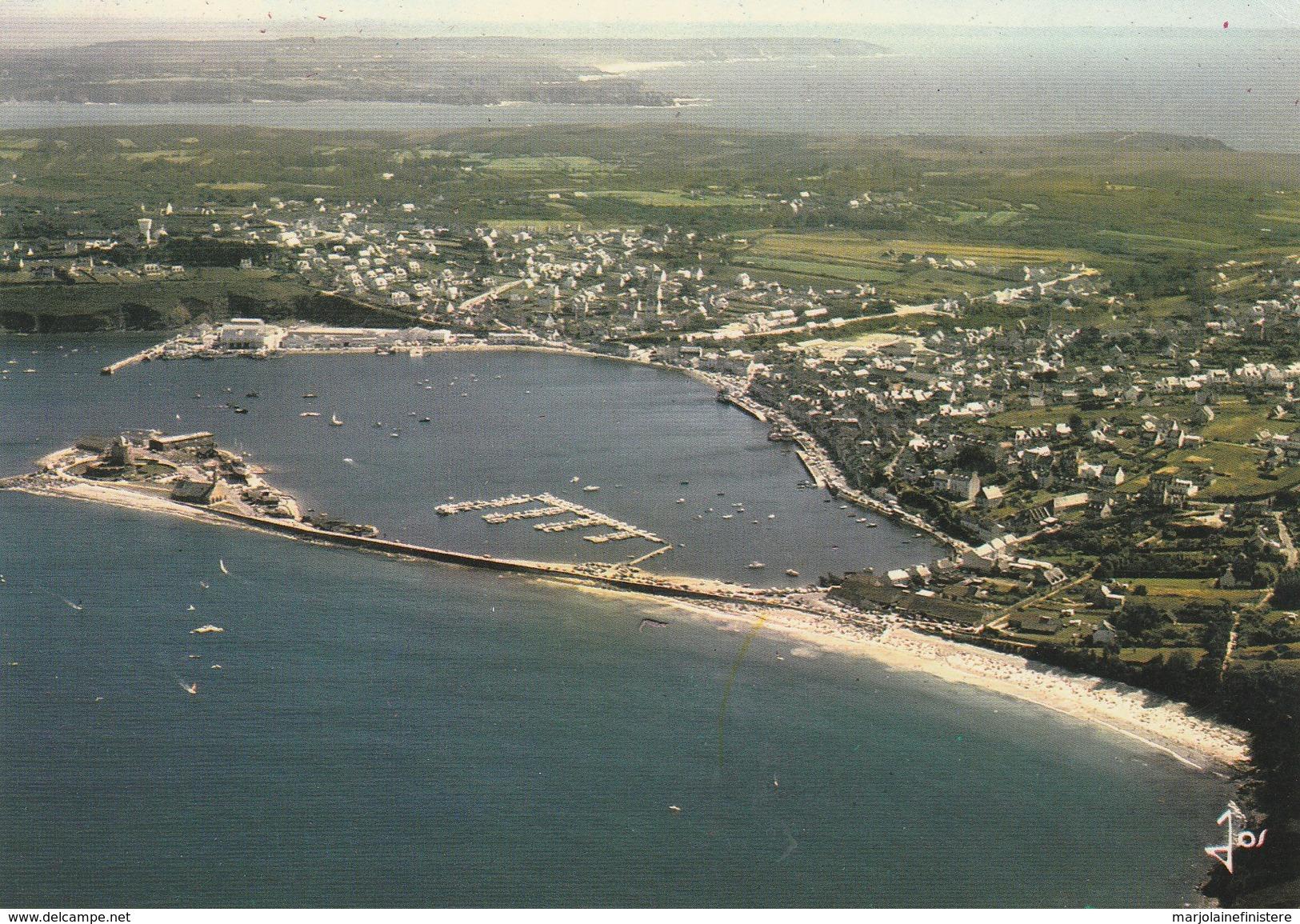 CPM - Dép. 29 - CAMARET ( Finistère) -Vue Générale Du Port Et La Pointe De Toulinguet. Ed. D'Art JOS Le Doaré. N° 9-1112 - Camaret-sur-Mer