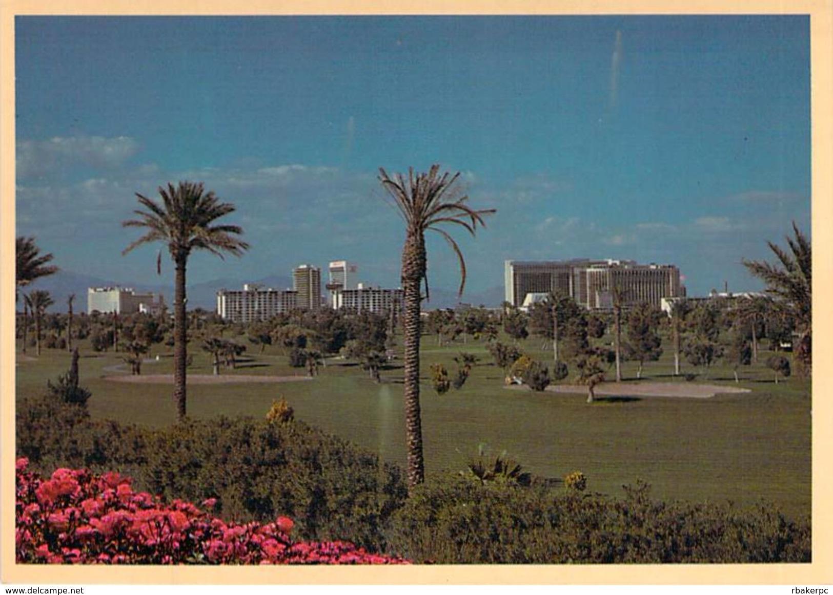 Dunes Golf Course At The Dunes Hotel Casino In Las Vegas, NV - Las Vegas