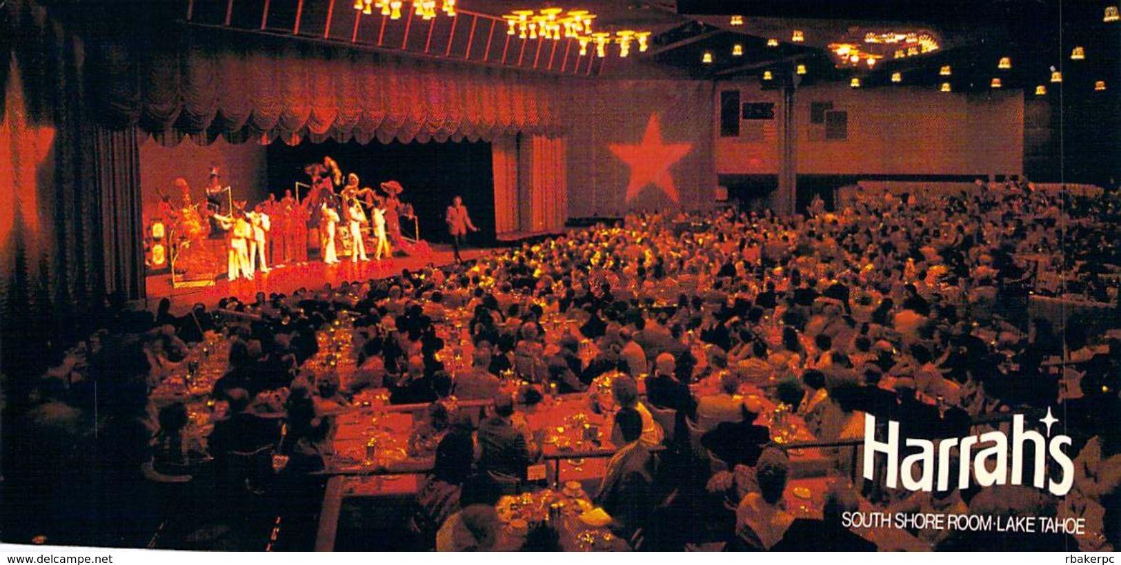 Harrah's Casino Lake Tahoe - South Shore Room Theatre-Restaurant - United States