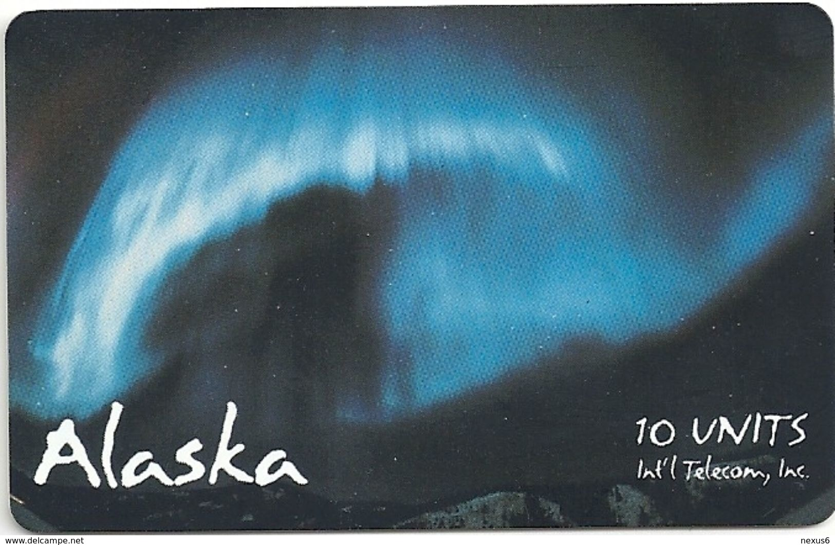 Alaska - Aurora Borealis - 30U, SC7, 11.1994, 5.000ex, Mint (check Photos!) - Altri – America