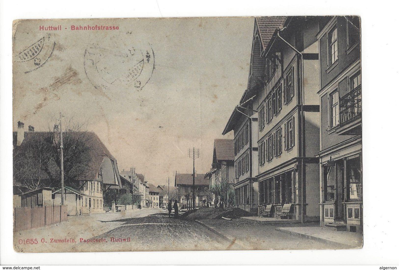 17665 - Huttwil Bahnhofstrasse - BE Berne