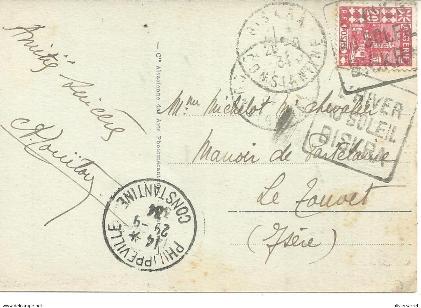 Femme Zohra Nomade - Cartes Postales