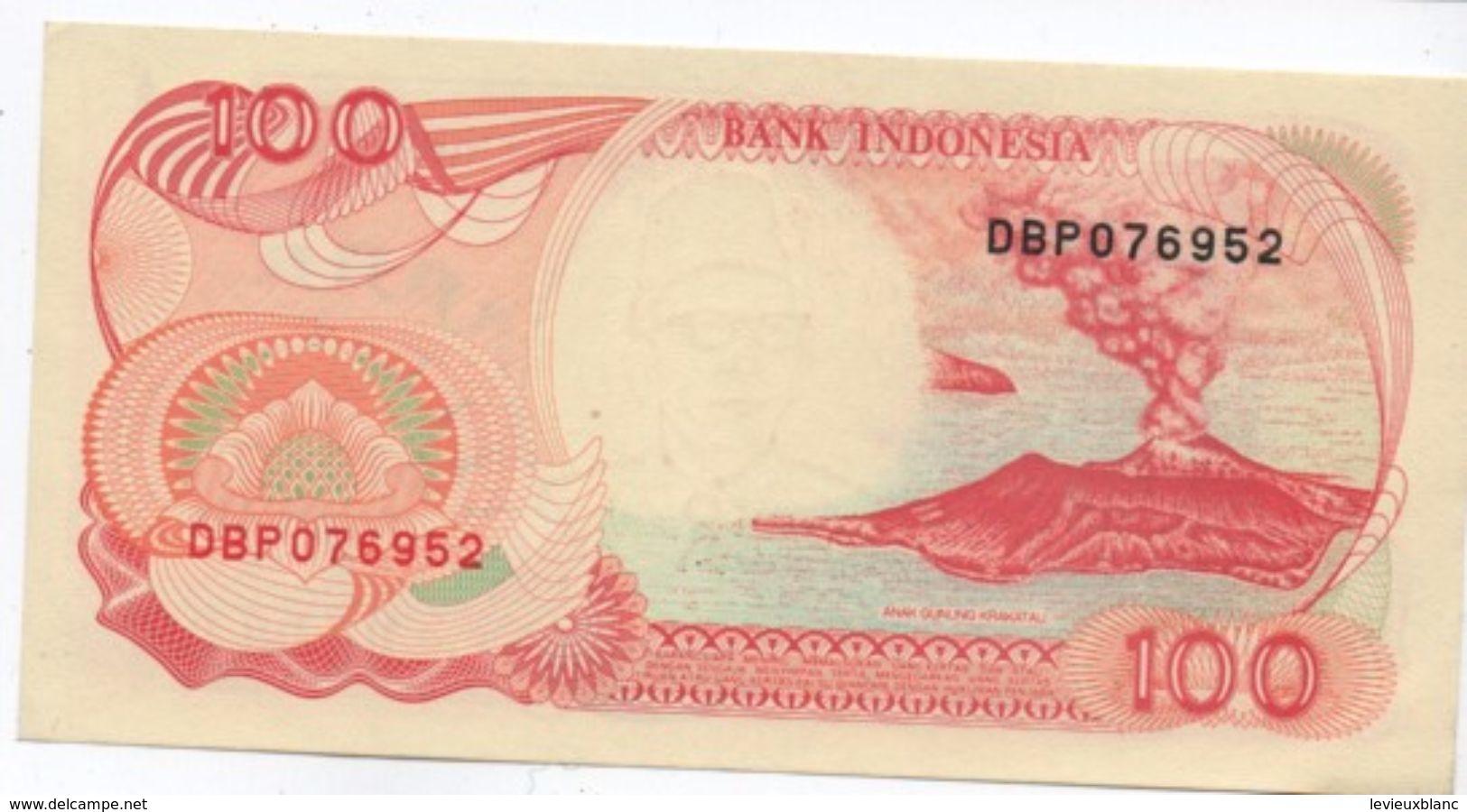 Billet / Indonésie/ Bank Indonesia/ 100 Seratus Rupiah/ 1992                         BILL166 - Indonésie