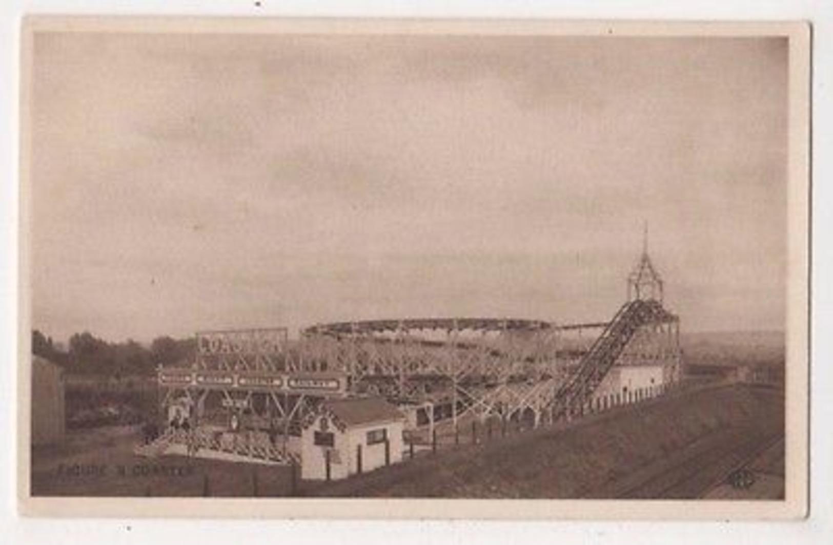 Figure 8 Coaster,  Bristol International Exhibition Postcard B743 - Expositions