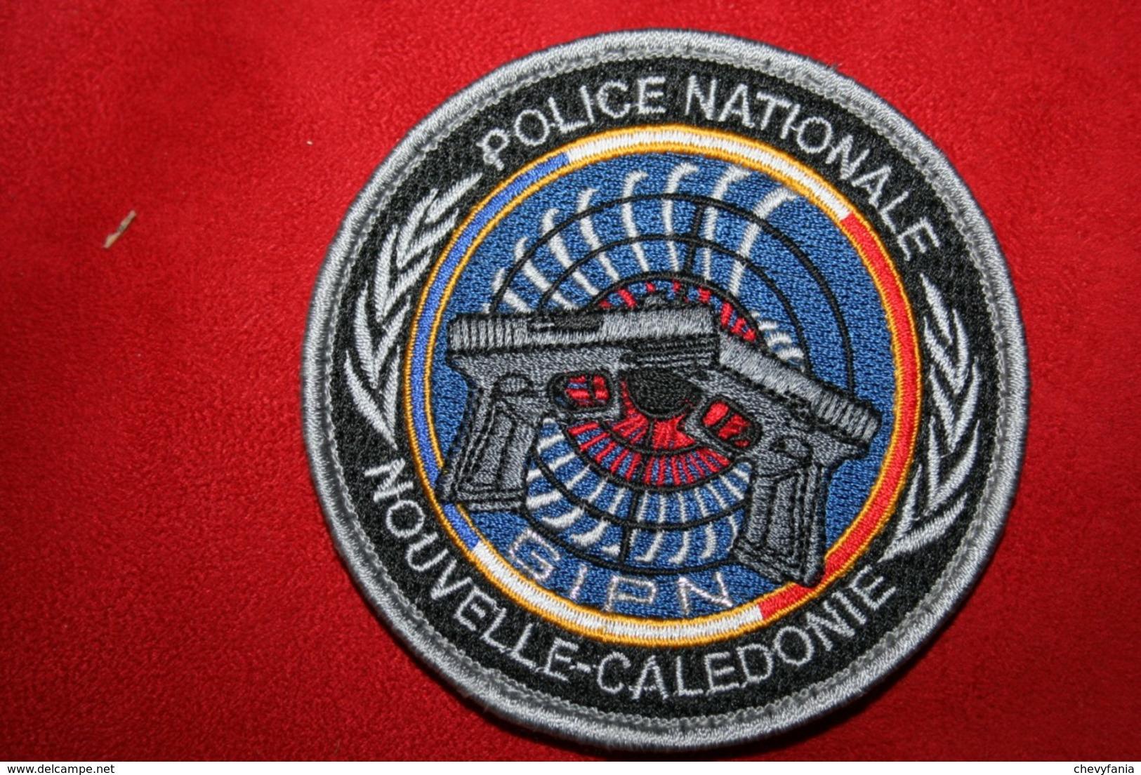 Ancien écusson Police  GIPN - Police
