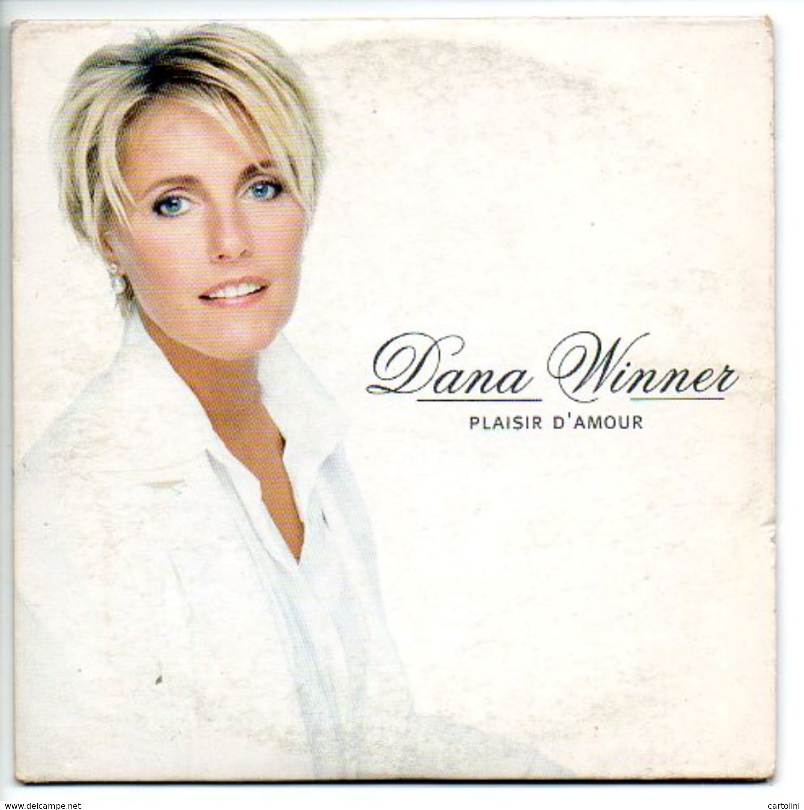 Dana Winner CD  Plaisir D'Amour - Musique & Instruments