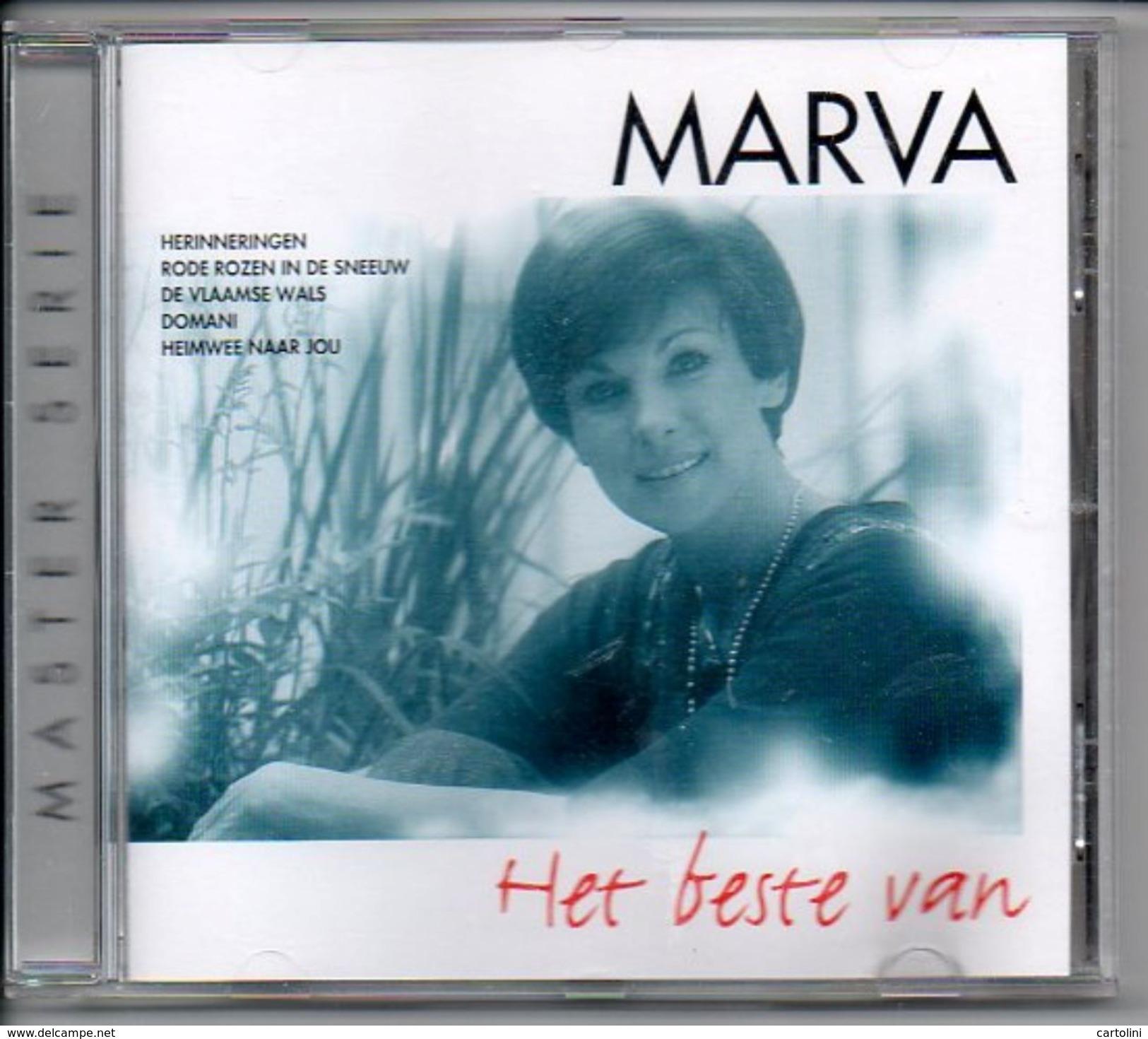 Marva  CD  Het Beste Van - Music & Instruments