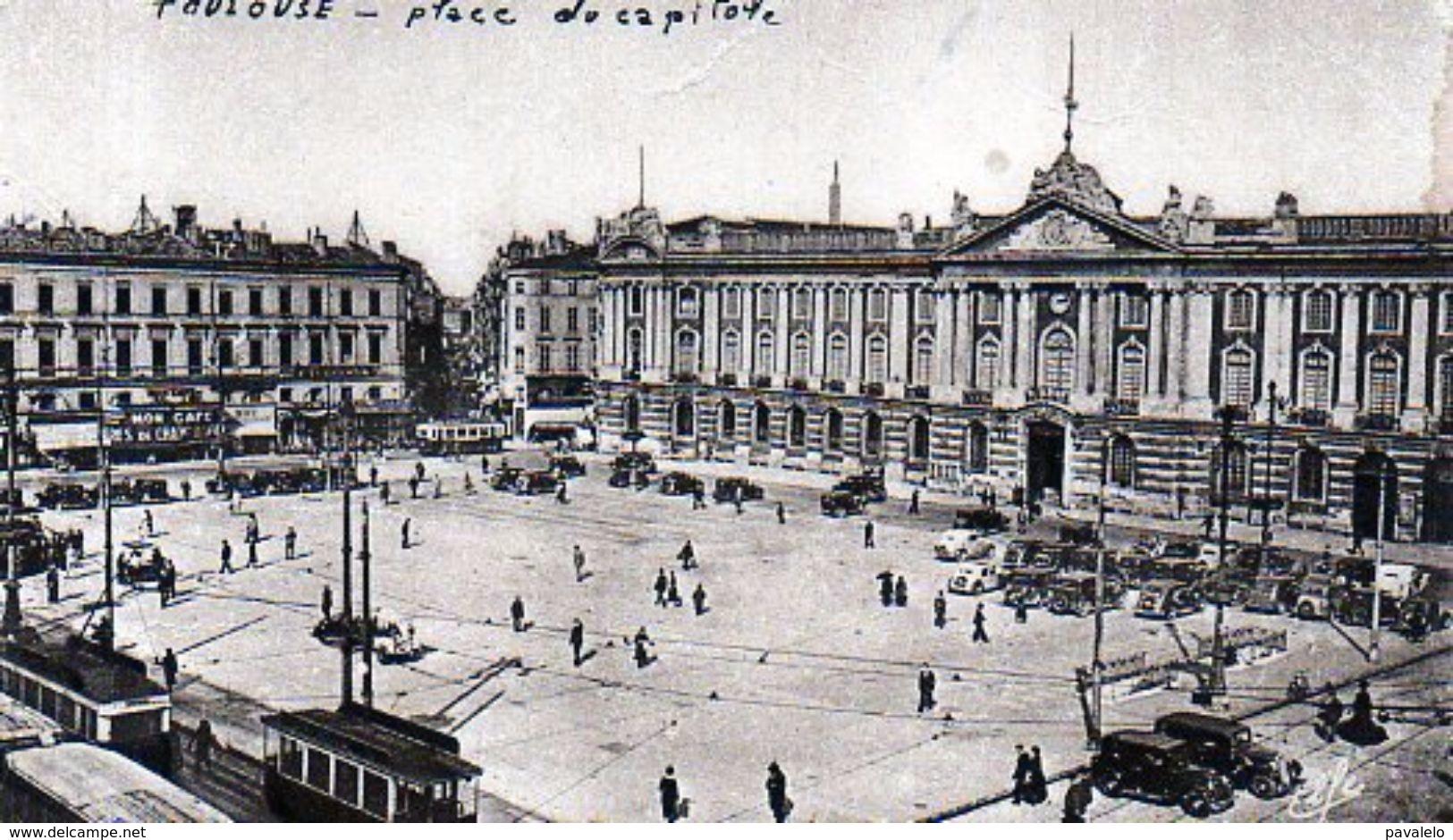 31 - TOULOUSE - Place Du Capitole - Toulouse