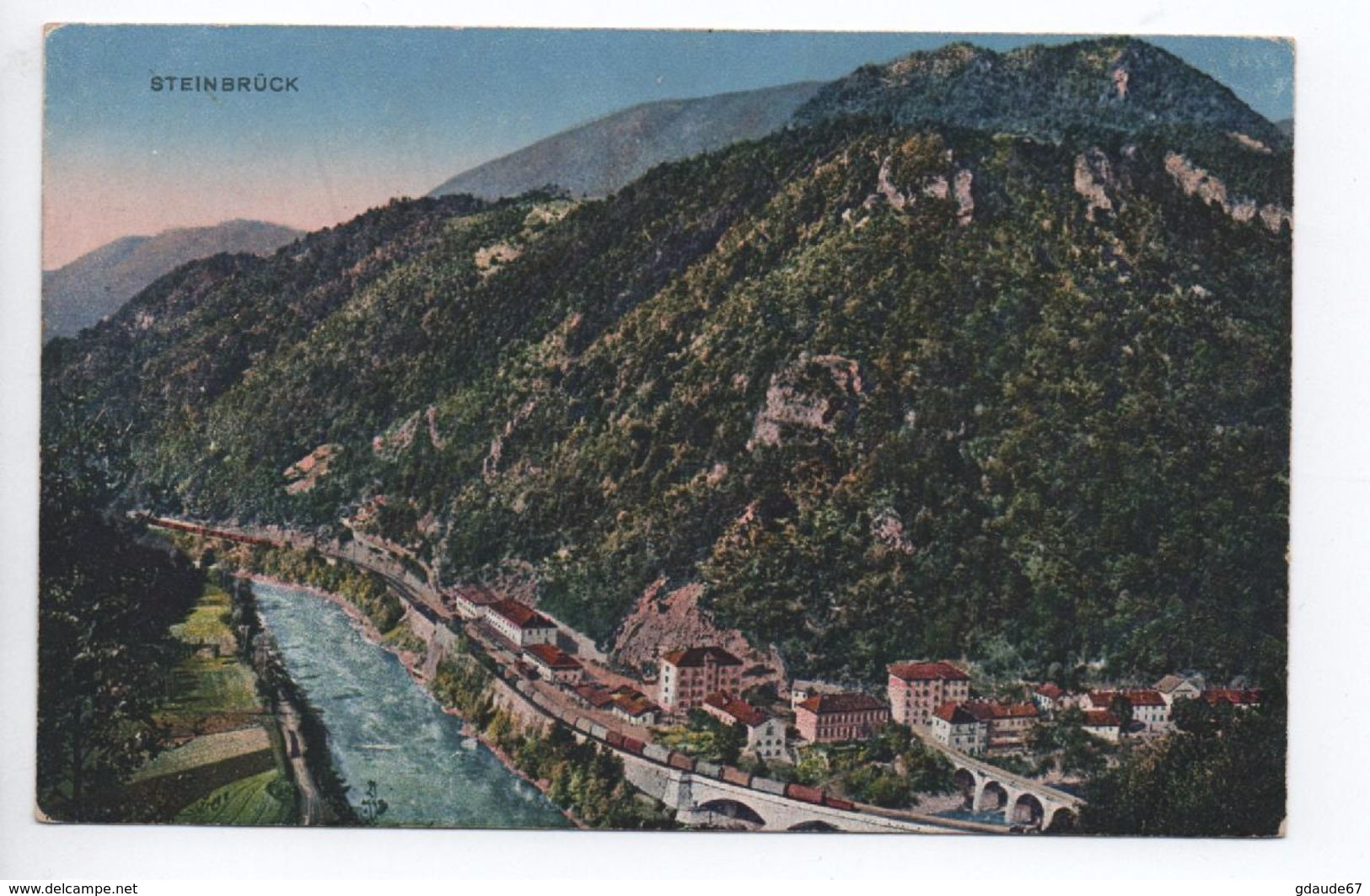 STEINBRÜCK (SLOVENIE) - Slovénie