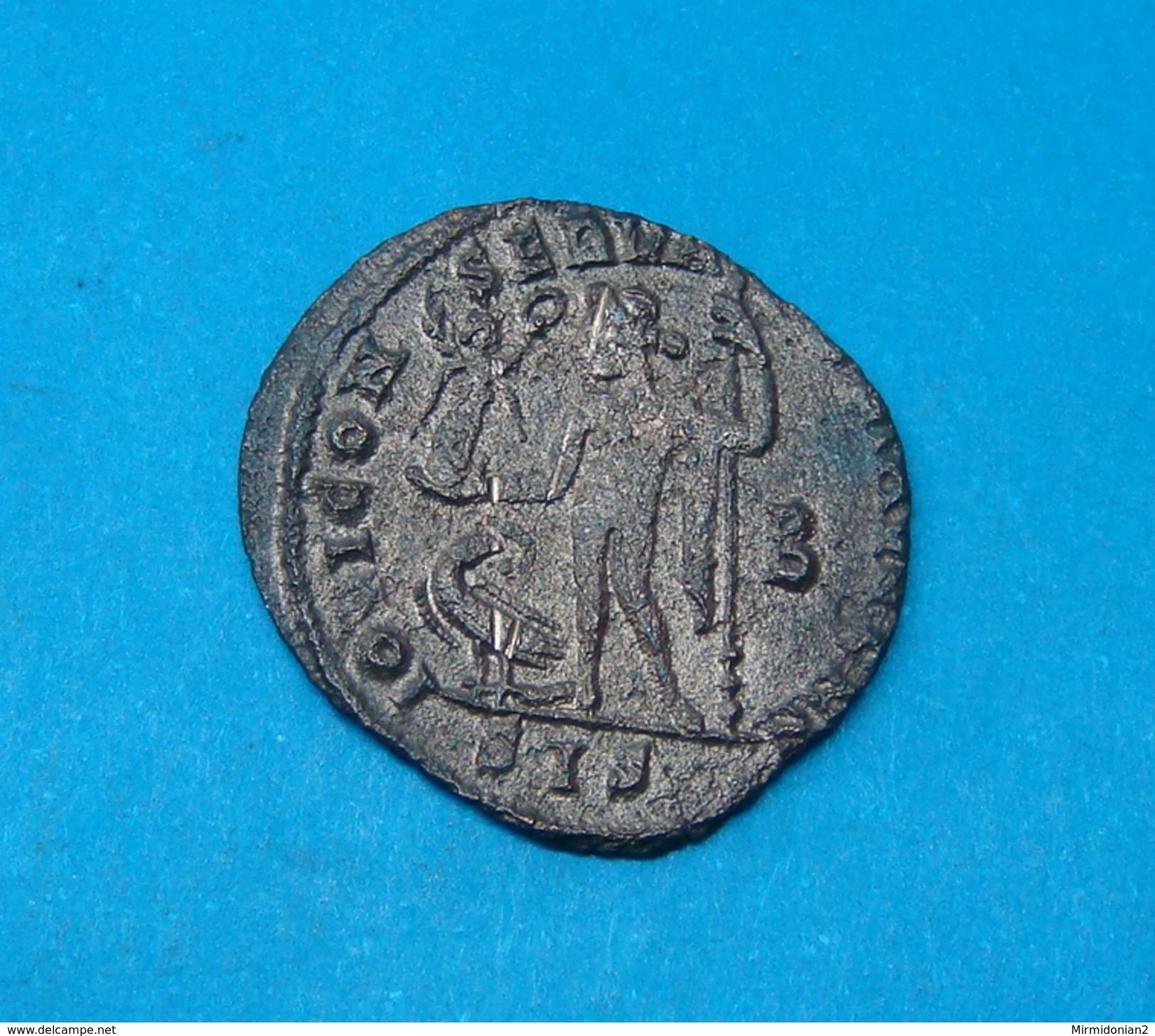 LICINIUS I,  BRONZE FOLLES, - 7. Der Christlischen Kaiser (307 / 363)