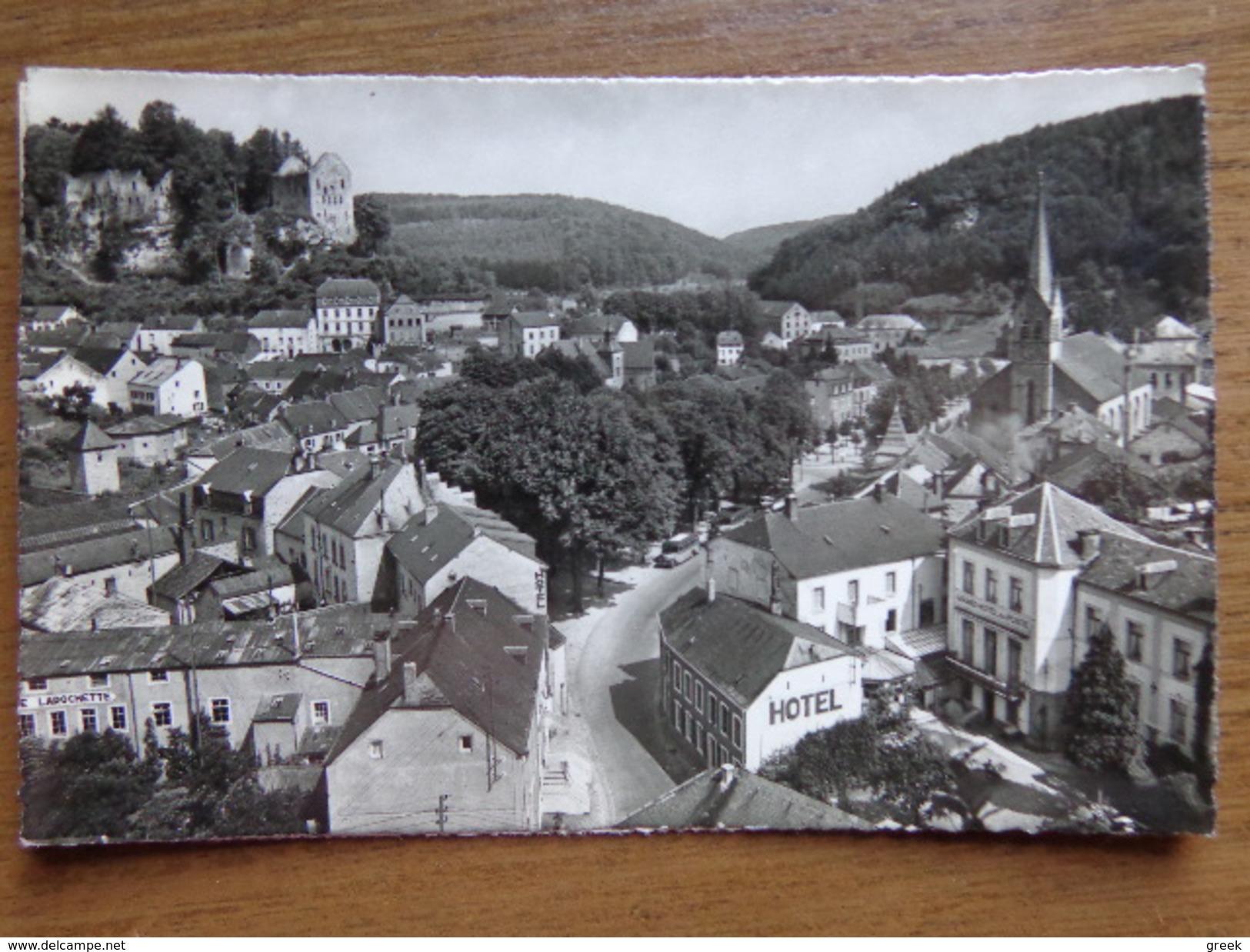 Luxembourg / Larochette, Vue Générale --> Onbeschreven - Larochette