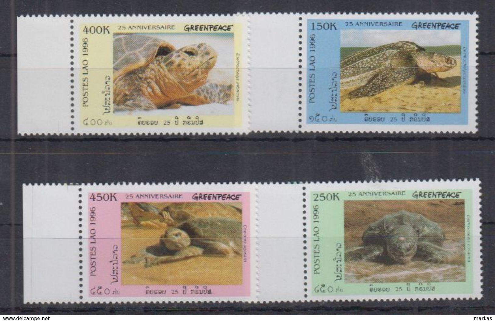Z52. Laos - MNH - Animals - Briefmarken