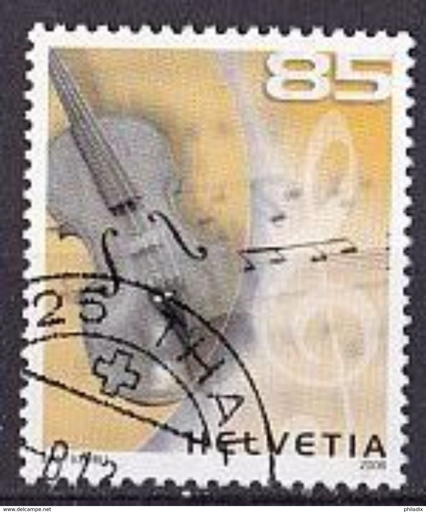 SCHWEIZ Mi. Nr. 2051 O O (A-5-5) - Switzerland