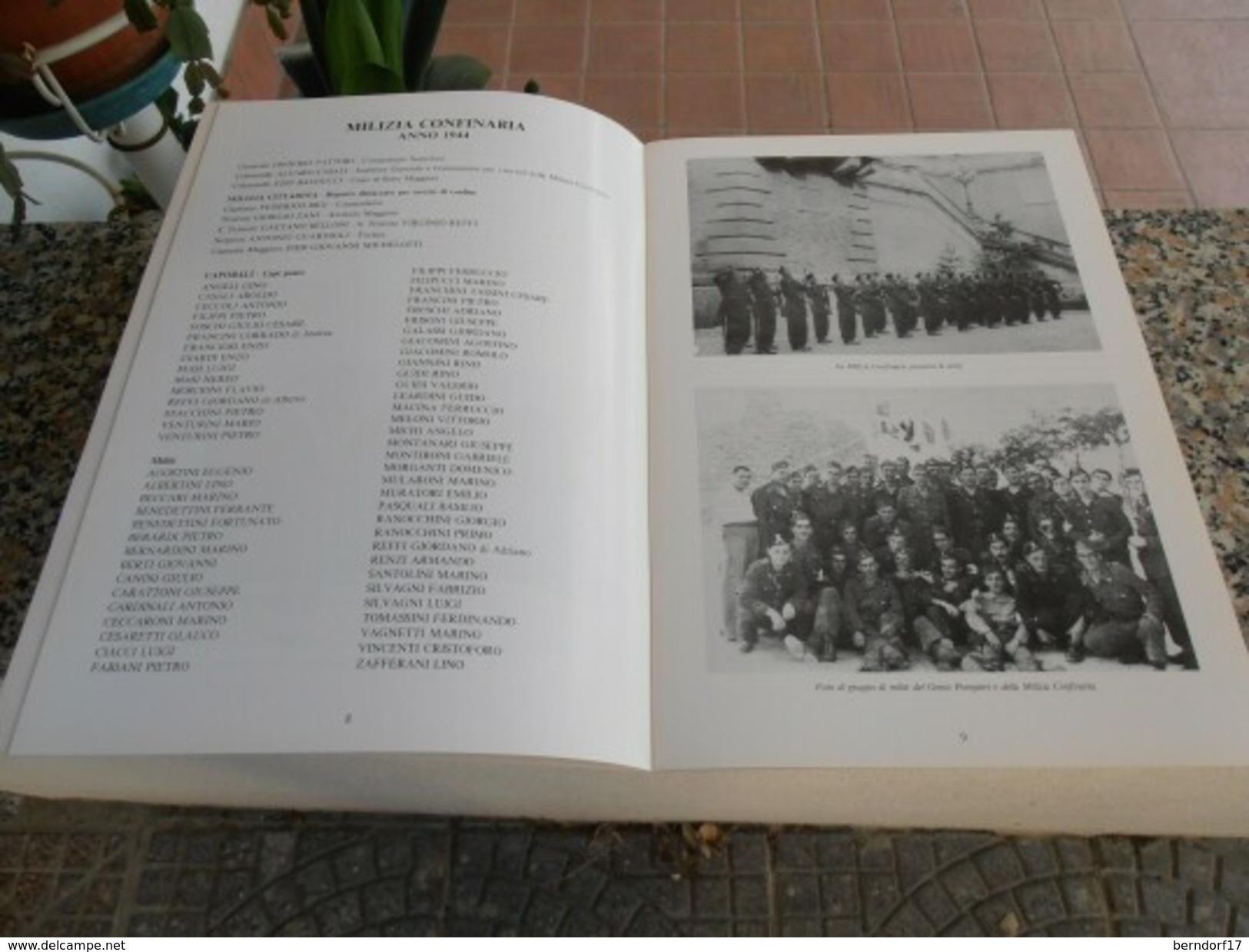 Repubblica Di San Marino - Milizia Confinaria - Livres, BD, Revues