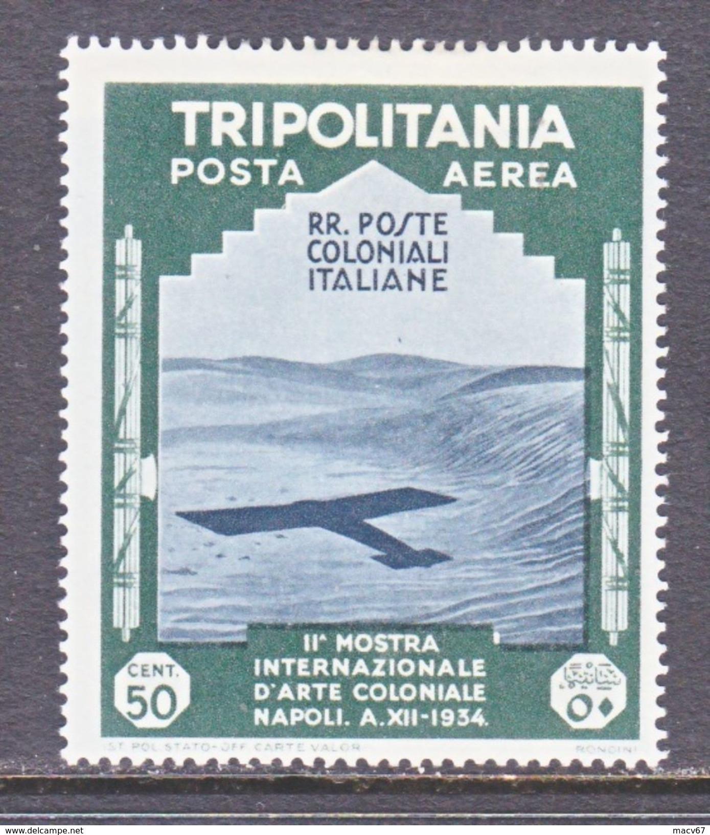 ITALY  TRIPOLITANIA  C 44  * - Tripolitania