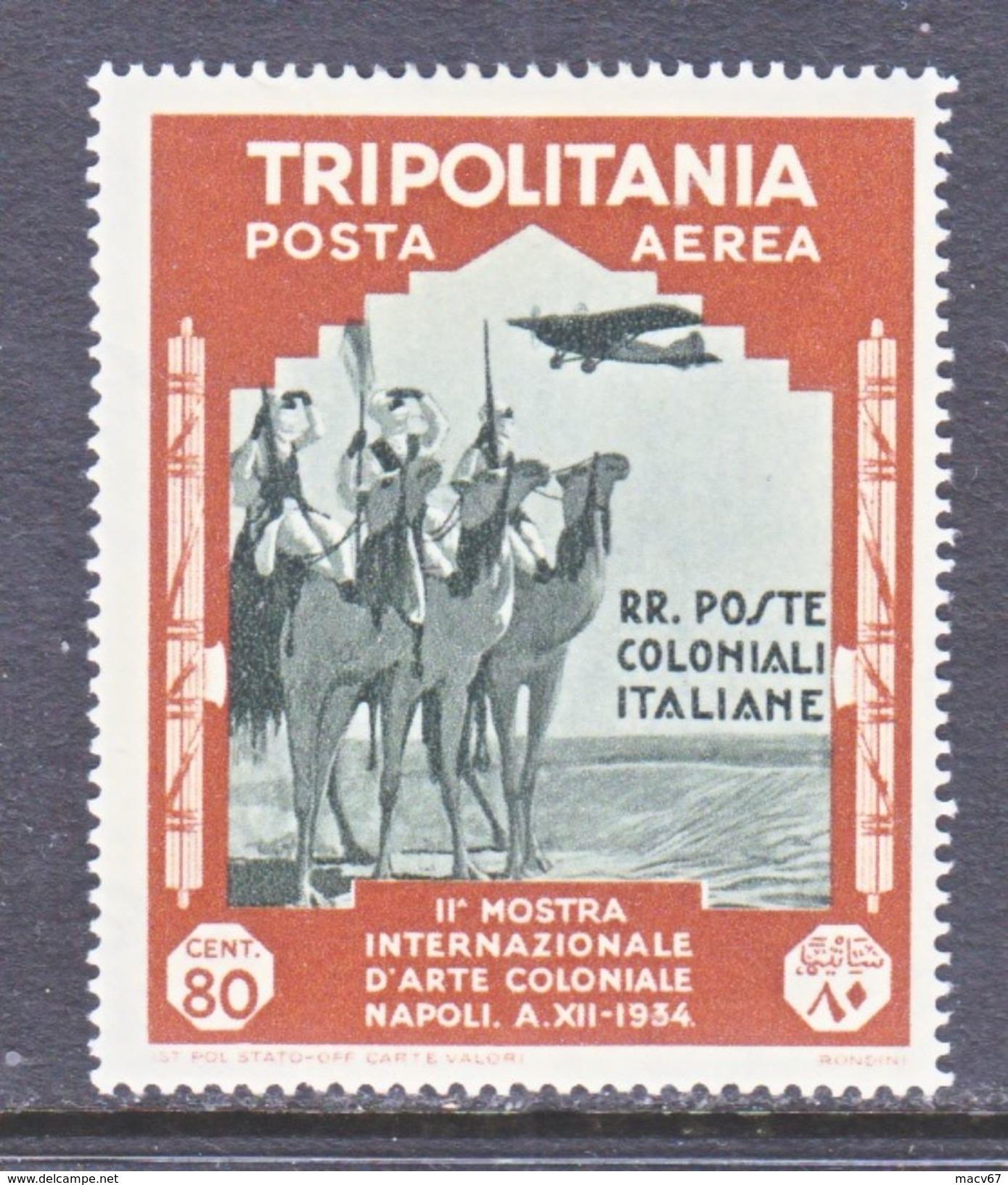 ITALY  TRIPOLITANIA  C 46  * - Tripolitania