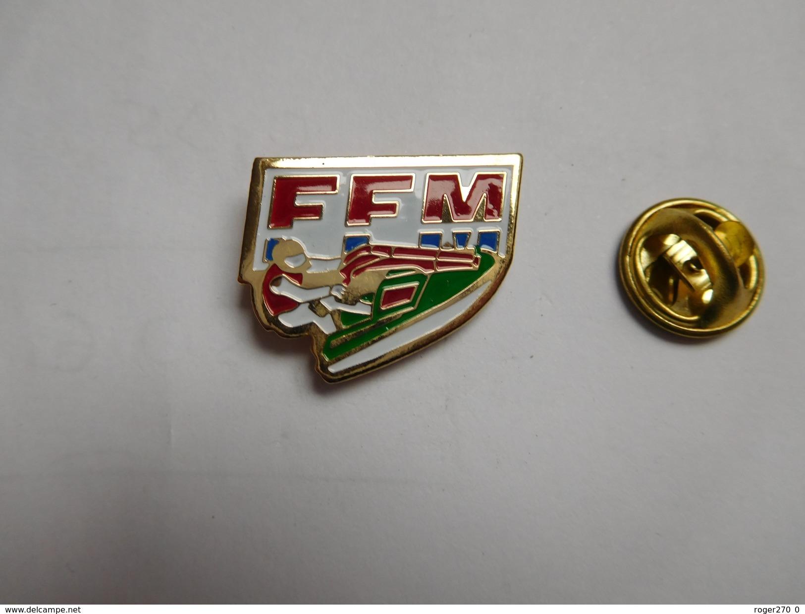 FFM , Fédération Française Motonautique , Jet Ski - Ski Nautique