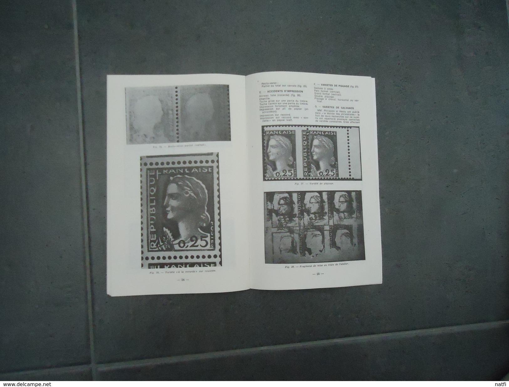 PETIT LIVRE LA MARIANNE DE DECARIS EDITE PAR LE MONDE DE LA PHILATELIES N° 243  VOIR PHOTOS - Tijdschriften: Abonnementen
