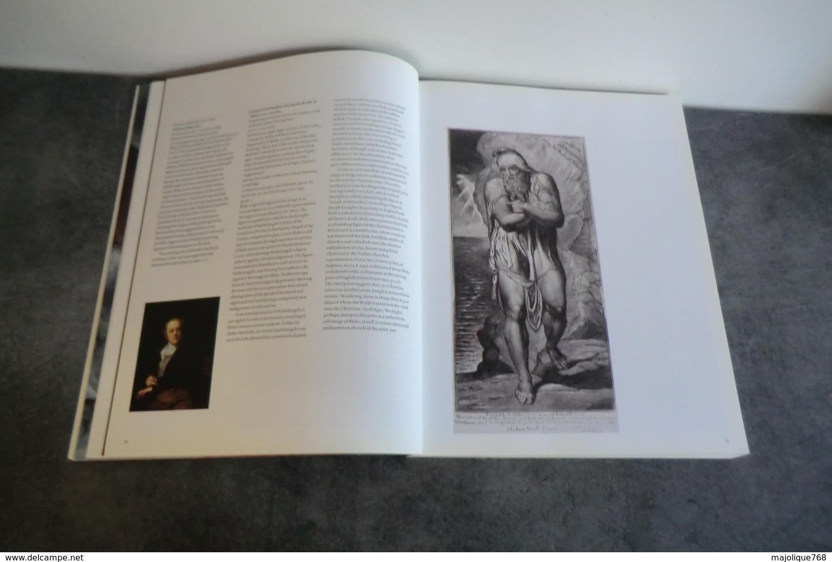 William Blake - Par Robin Hamlyn Et Michael Phillips - -Peter Ackroyd Et Marilyn Butler - 2000 - - Beaux-Arts