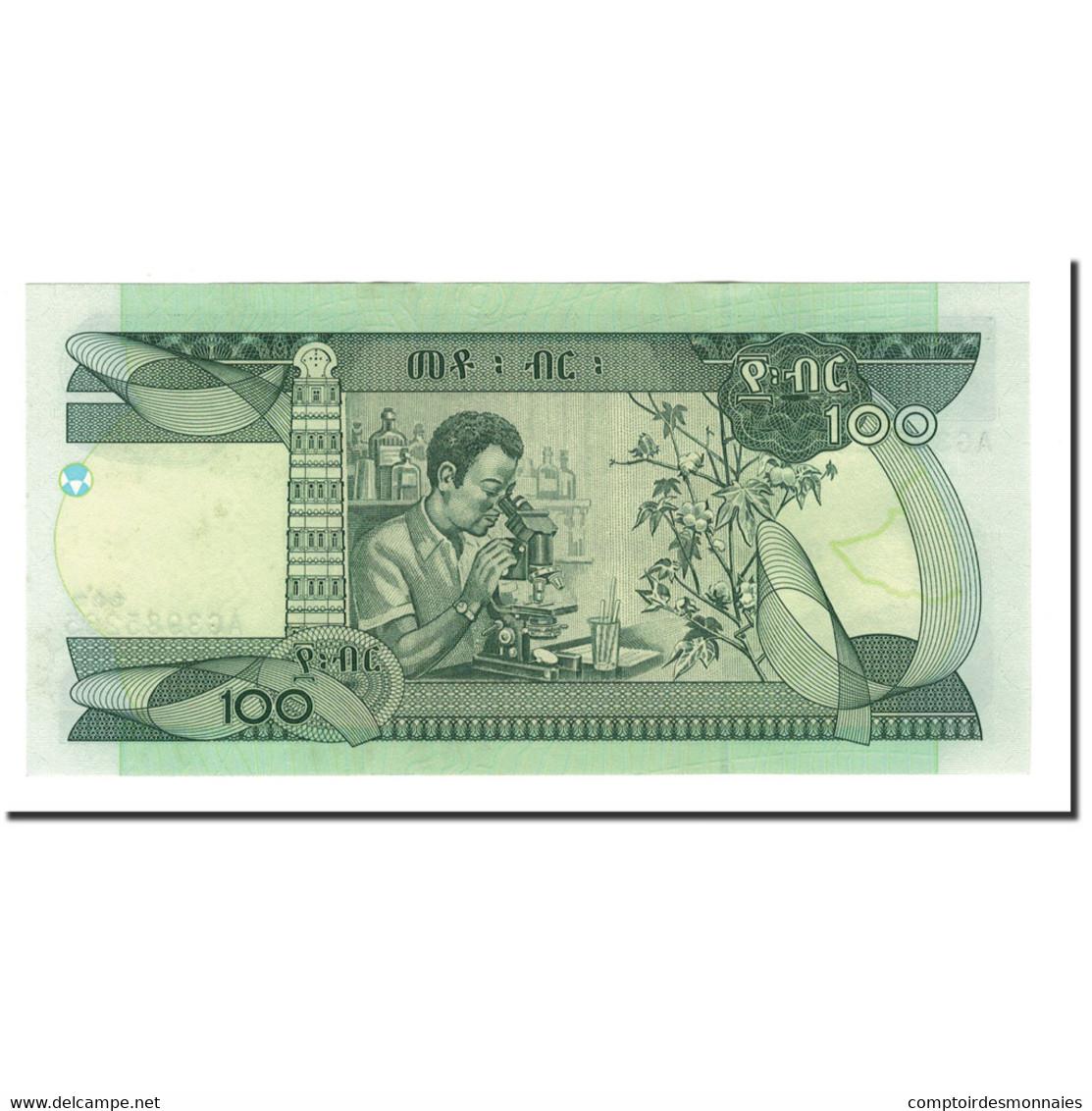 Éthiopie, 100 Birr, 2004 EE 1997, KM:52b, NEUF - Ethiopie