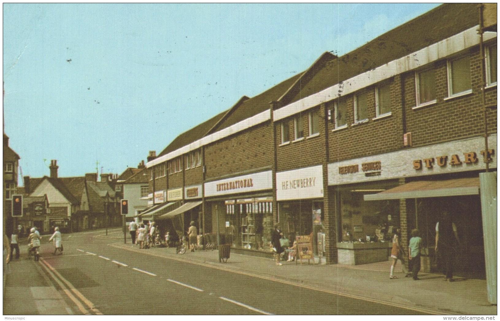 CPM Royaume Uni - Twyford - London Road - Inghilterra