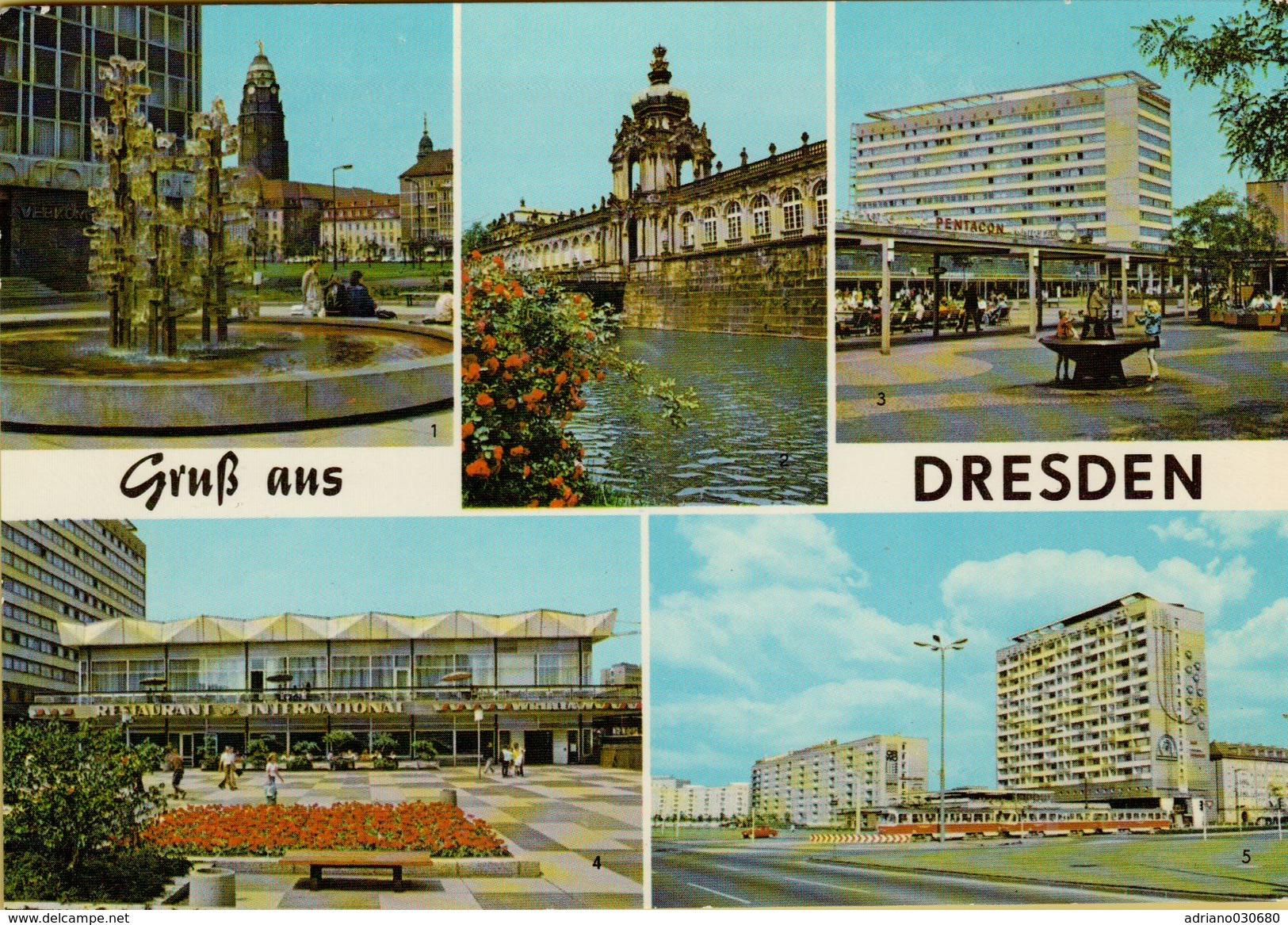 141906 Gruss Aus Dresden - Dresden